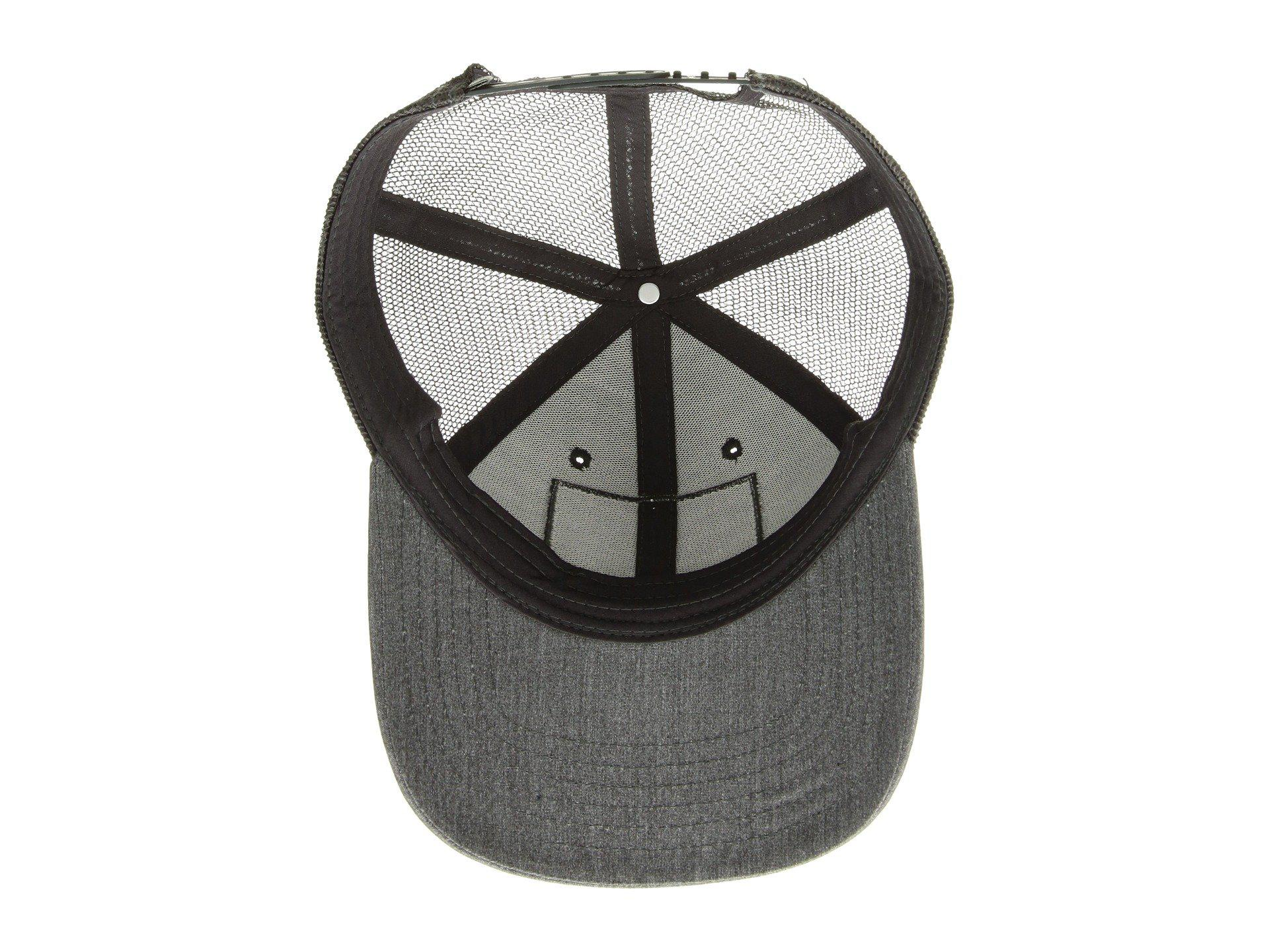 Lyst The North Face Mudder Trucker Hat In Gray For Men