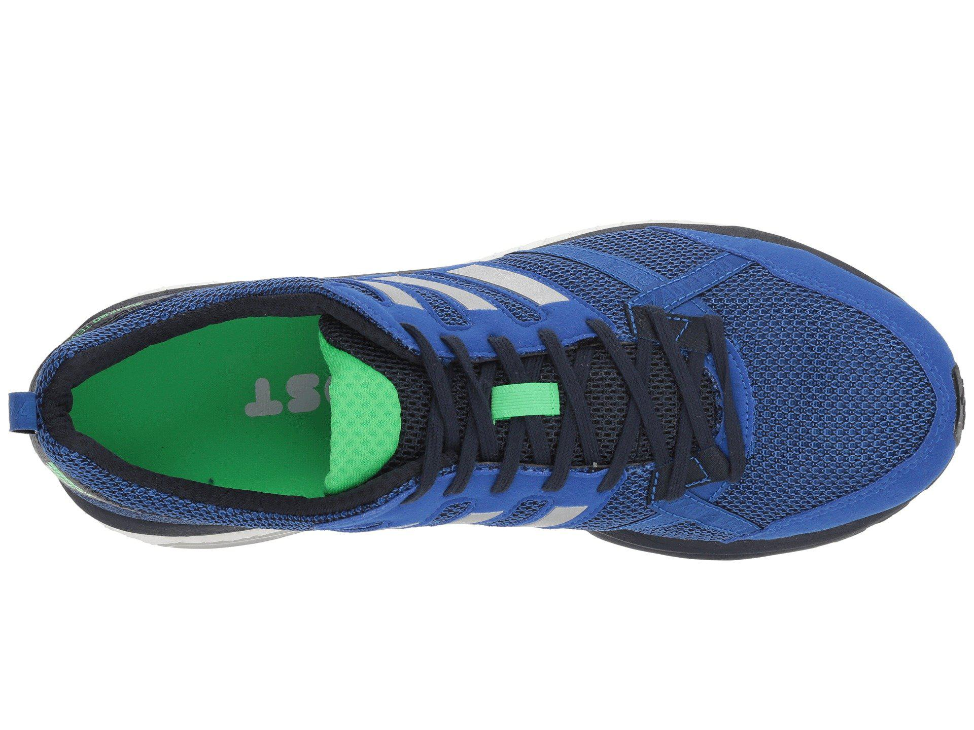 low priced 2de72 15210 Adidas Originals - Blue Adizero Tempo 9 (black hi-res Aqua mystery. View  fullscreen
