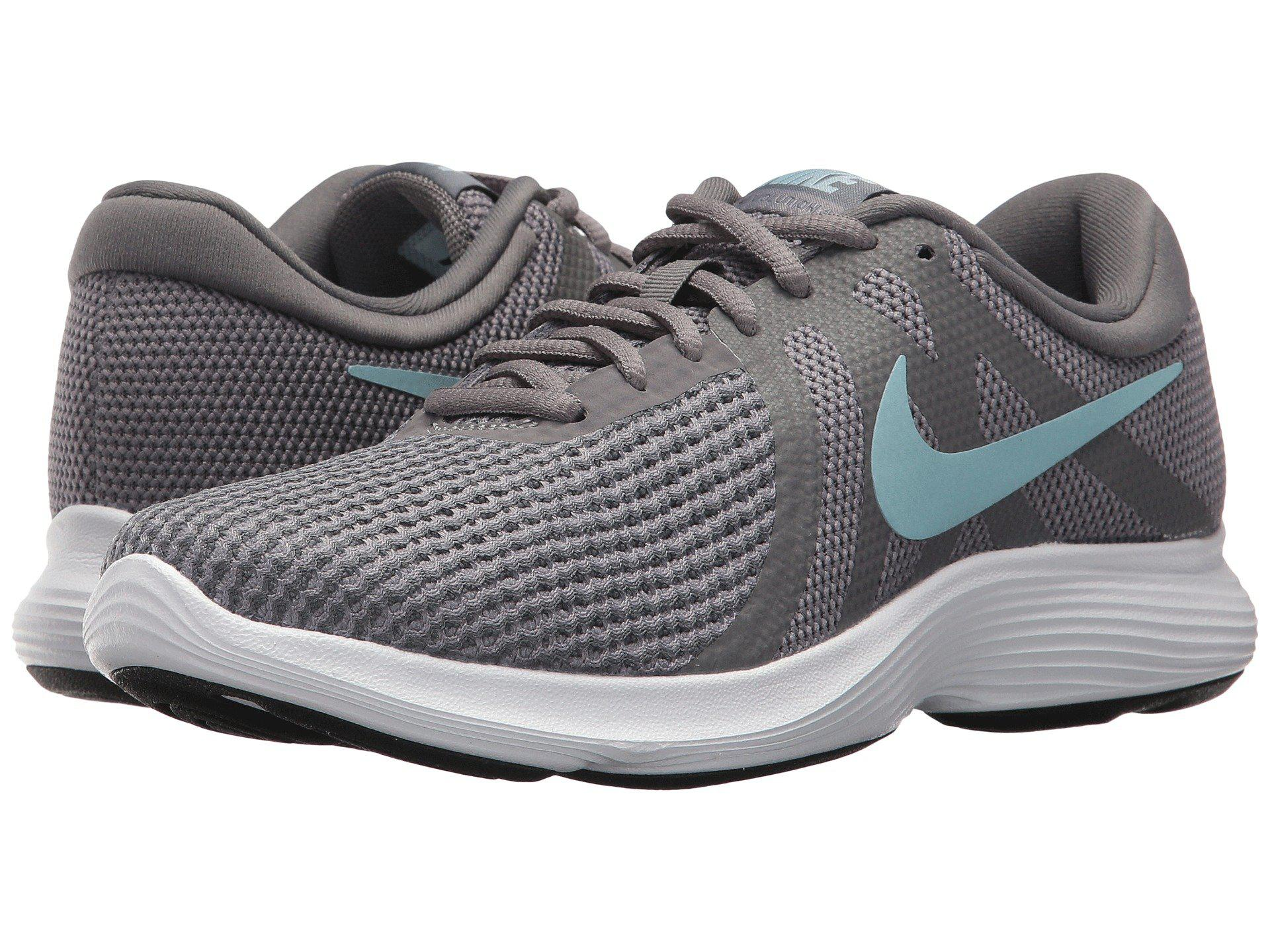 546195087e1c Lyst - Nike Revolution 4 (thunder Blue football Grey ashen Slate ...