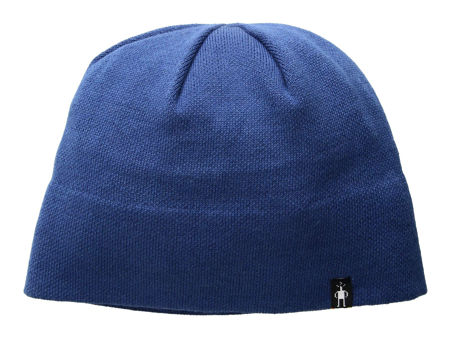 ca90d71feb1 Lyst - Smartwool The Lid Hat (bright Cobalt Heather) Beanies in Blue ...