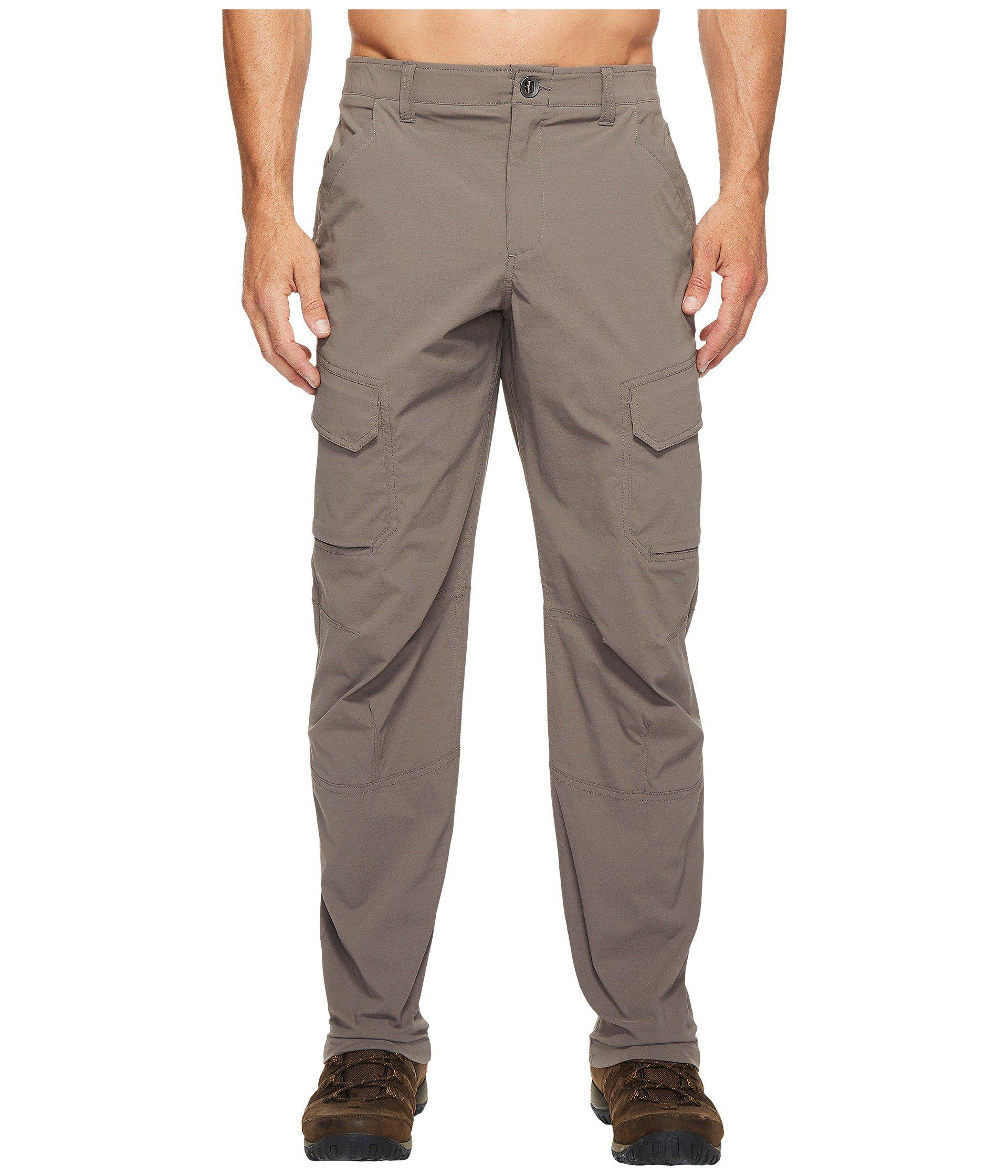 98edb21a86e63 Under Armour Ua Fish Hunter Cargo Pants in Brown for Men - Lyst