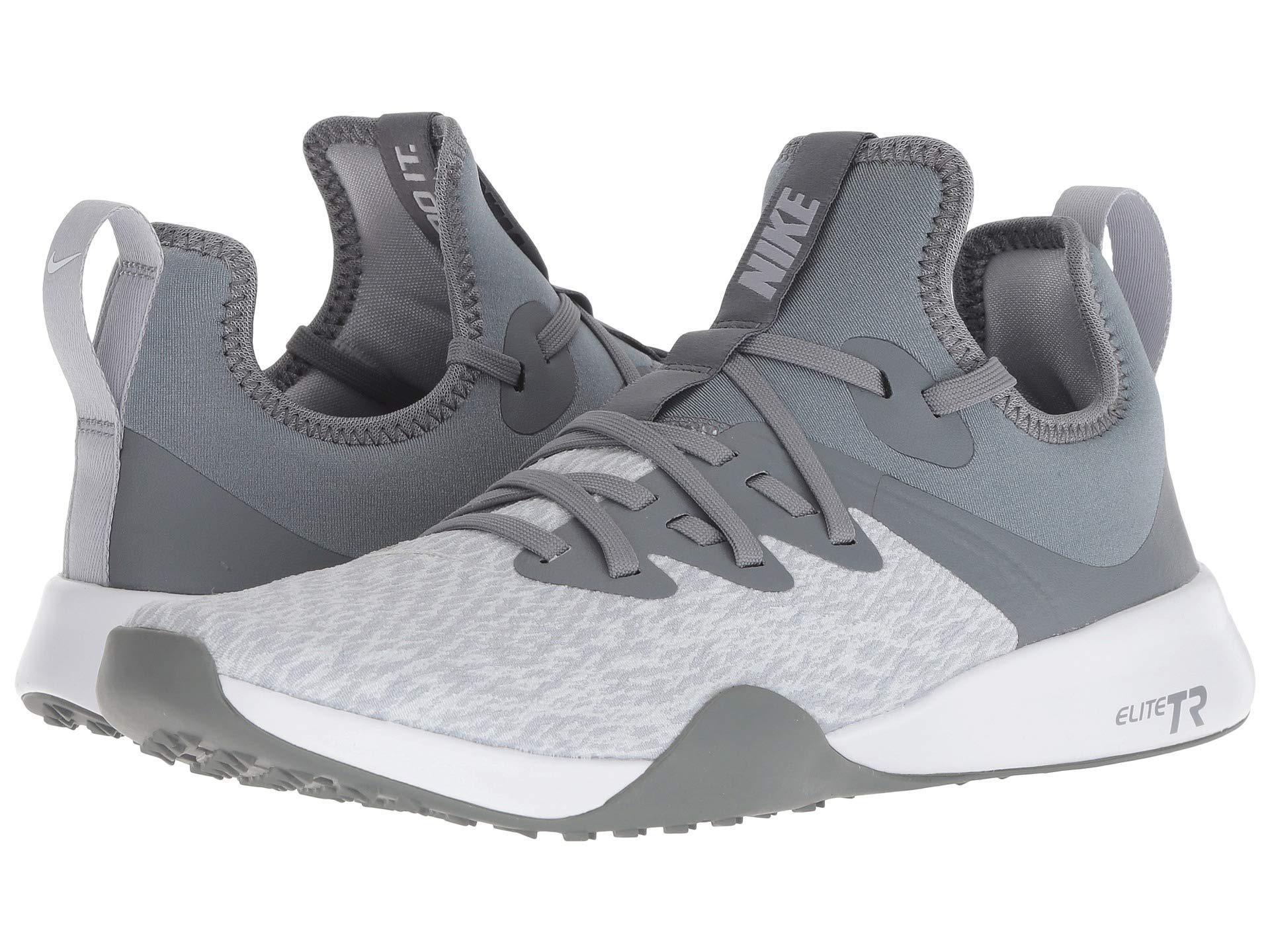 best cheap 139f1 3a532 Nike - Gray Foundation Elite Tr (black white anthracite) Women s Cross  Training. View fullscreen