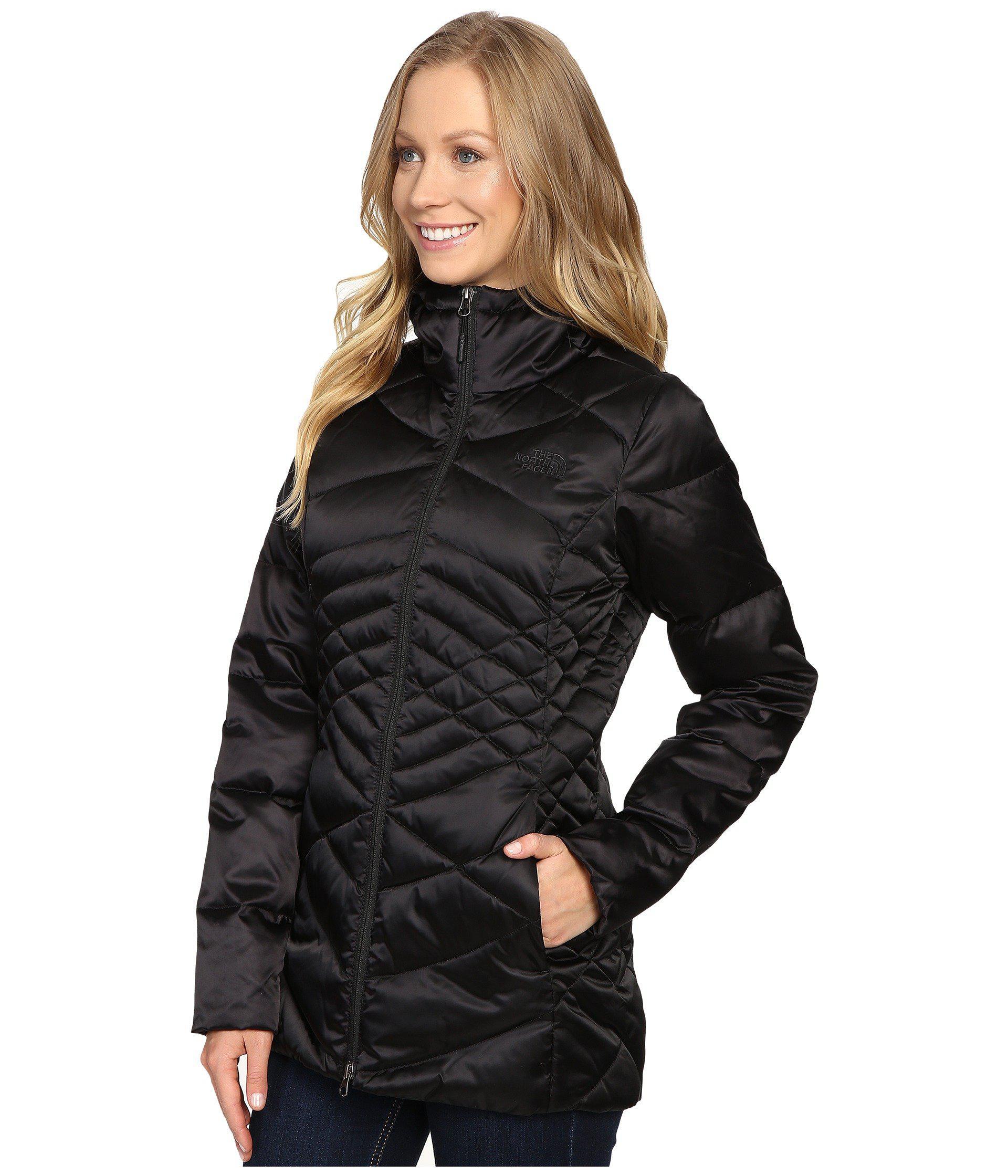 035a1b5501 Lyst - The North Face Aconcagua Parka (asphalt Grey) Women s Coat