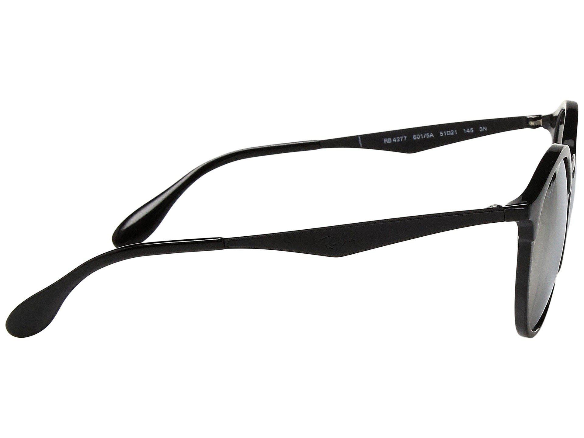 b7fd08fd40 Ray-Ban - Black Rb4277 Emma 51mm (havana dark Brown) Fashion Sunglasses.  View fullscreen