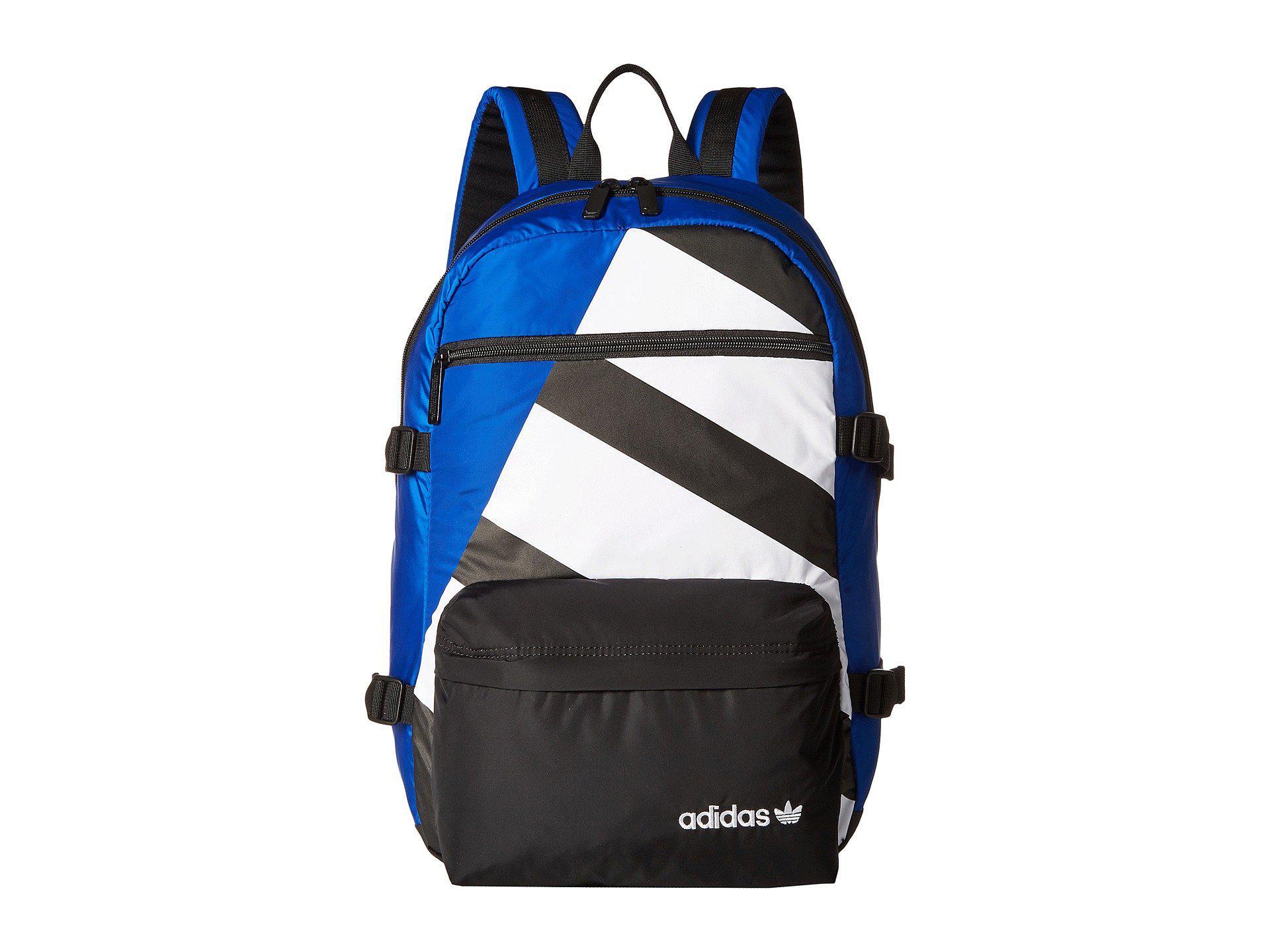 3cb76d1966 adidas Originals. Originals Equipment Blocked Backpack (collegiate Royal ...
