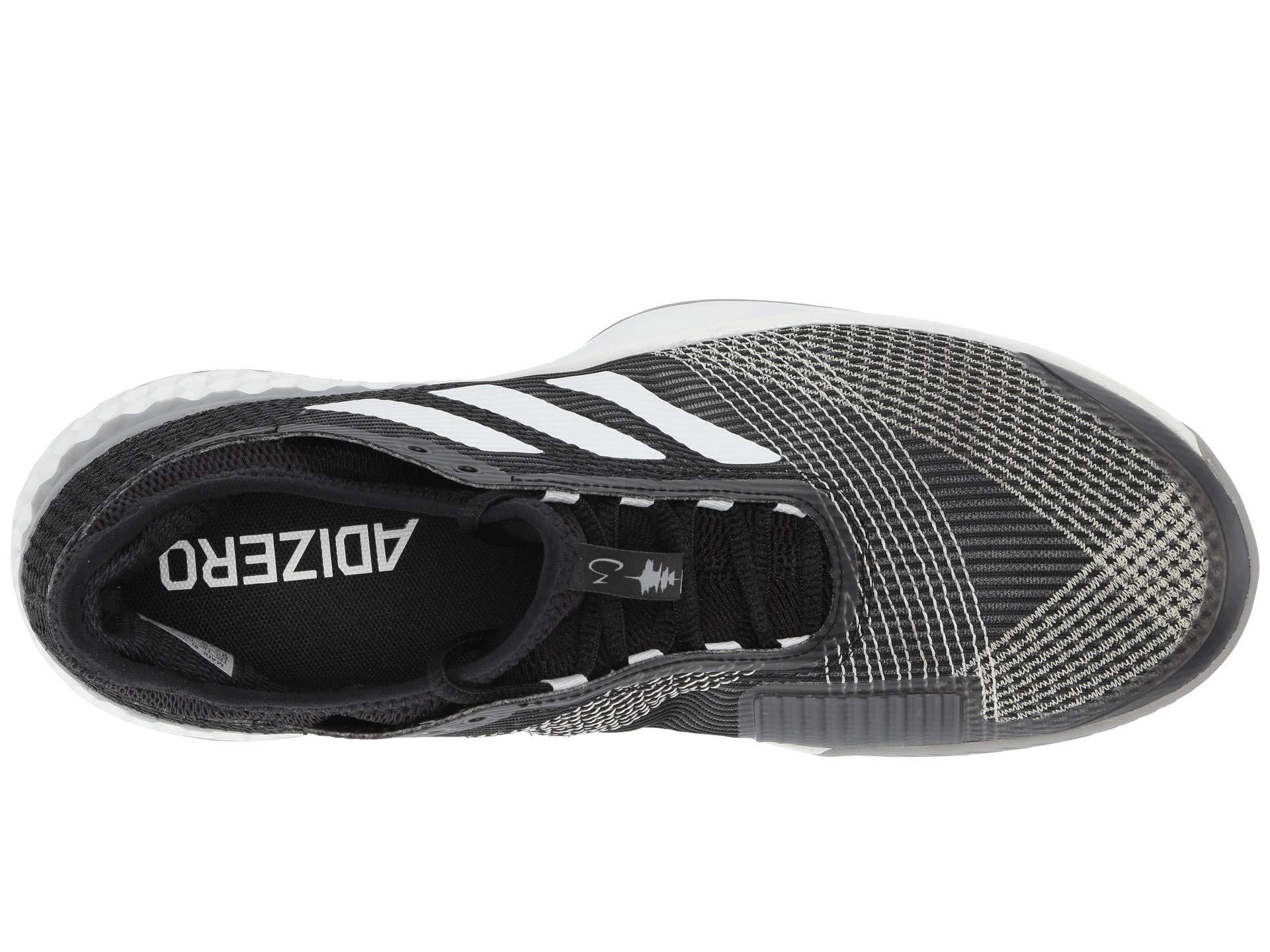 pretty nice 44c77 f8071 Adidas - Adizero Ubersonic 3 (core Blackfootwear Whitelight Granite) Mens.  View fullscreen