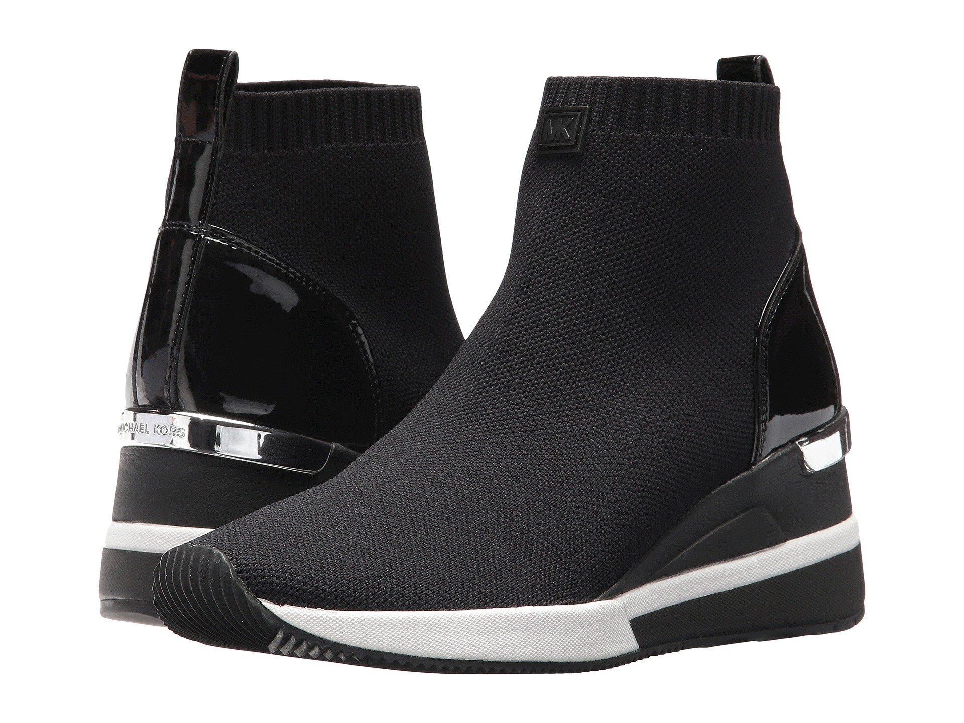 72a1b90b563a MICHAEL Michael Kors Skyler Bootie (black) Women's Boots in Black - Lyst