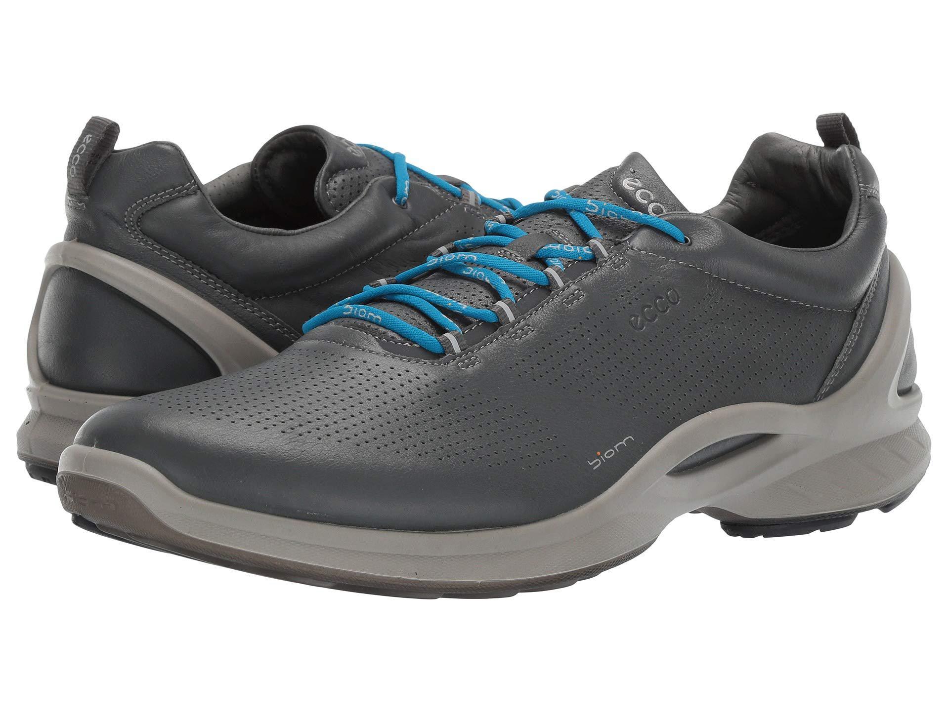 d7b86bec36 Ecco Biom Fjuel Train (black) Men's Lace Up Casual Shoes for Men - Lyst