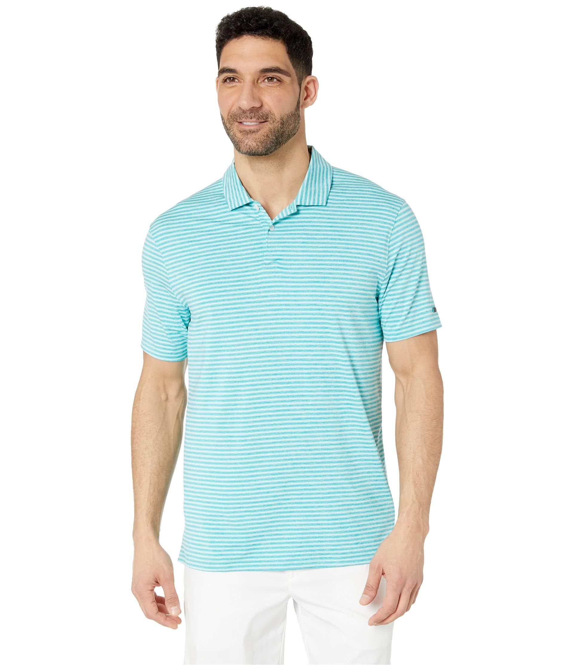 7befacd2 Lyst - Nike Dry Stripe Polo (black) Men's Clothing in Blue for Men