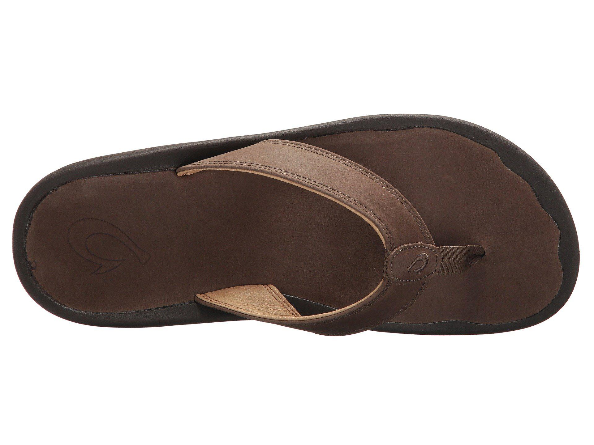 f72fffc6fab2 Lyst - Olukai  ohana  ili (mustang mustang) Men s Sandals in Brown ...