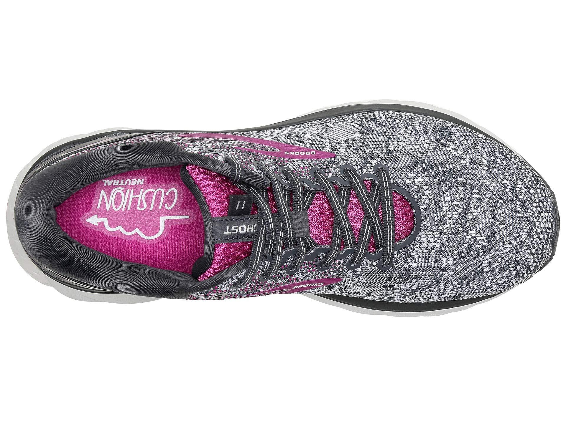 c5b774182ed Brooks - Multicolor Ghost 11 (navy grey purple Rose) Women s Running Shoes.  View fullscreen