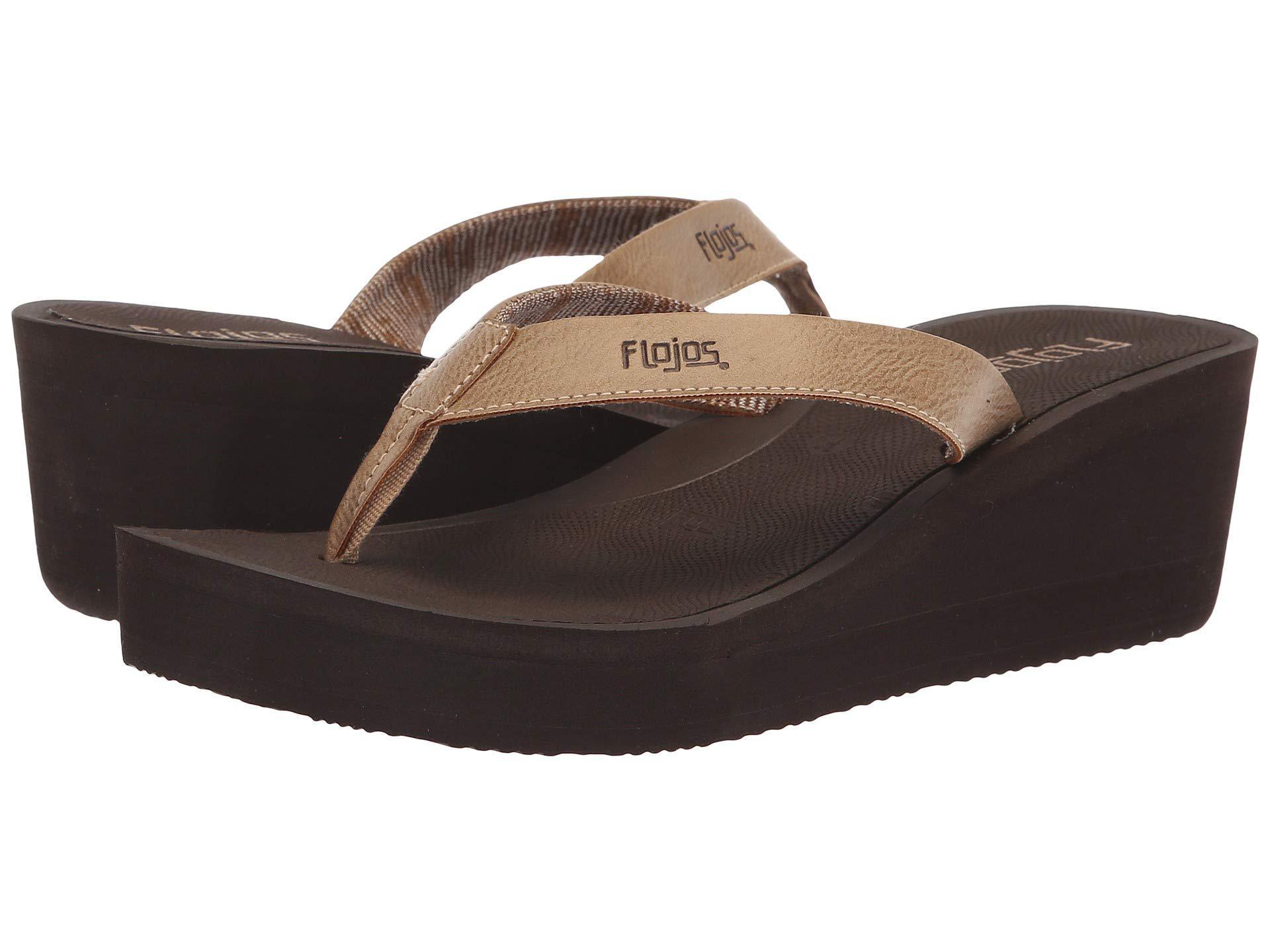 ba287782d9 Lyst - Flojos Kira (taupe) Women's Shoes