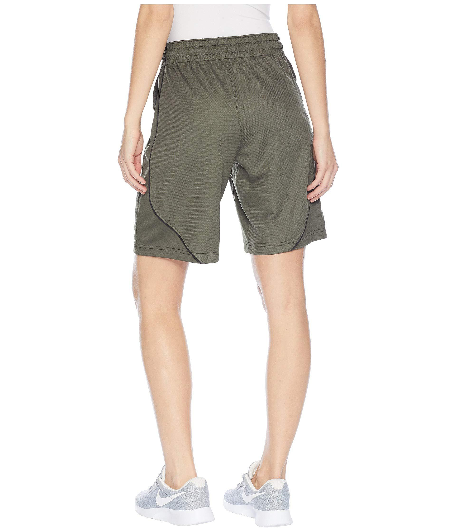 1812c4d34b Nike Dry Essential 10 Basketball Short (anthracite/anthracite/black ...