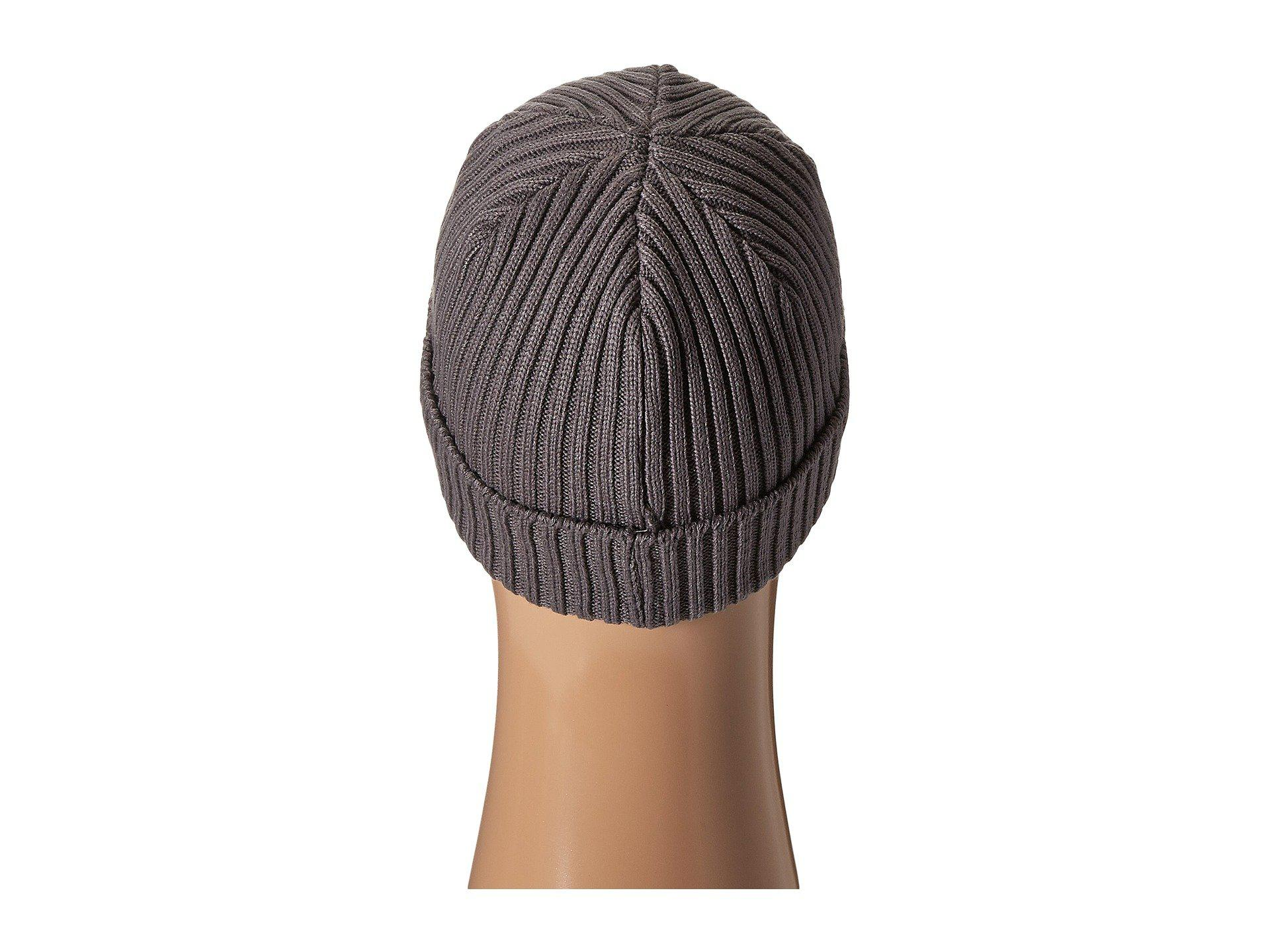 16503a3a Timberland Th340113 Fitted Knit Watch Cap in Gray for Men - Lyst