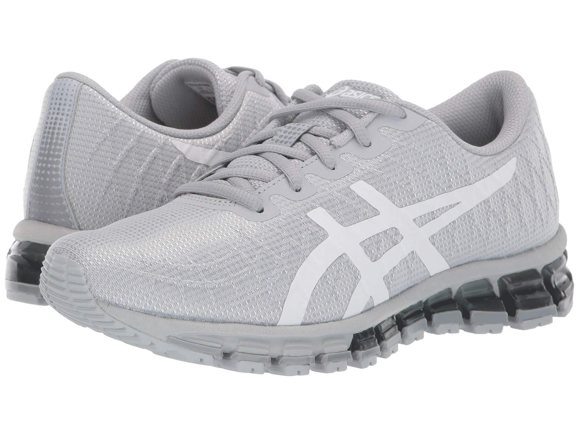 c420d6dea7e Asics. Gray Gel-quantum 180 4 (ice Mint stone Grey) Women s Running Shoes
