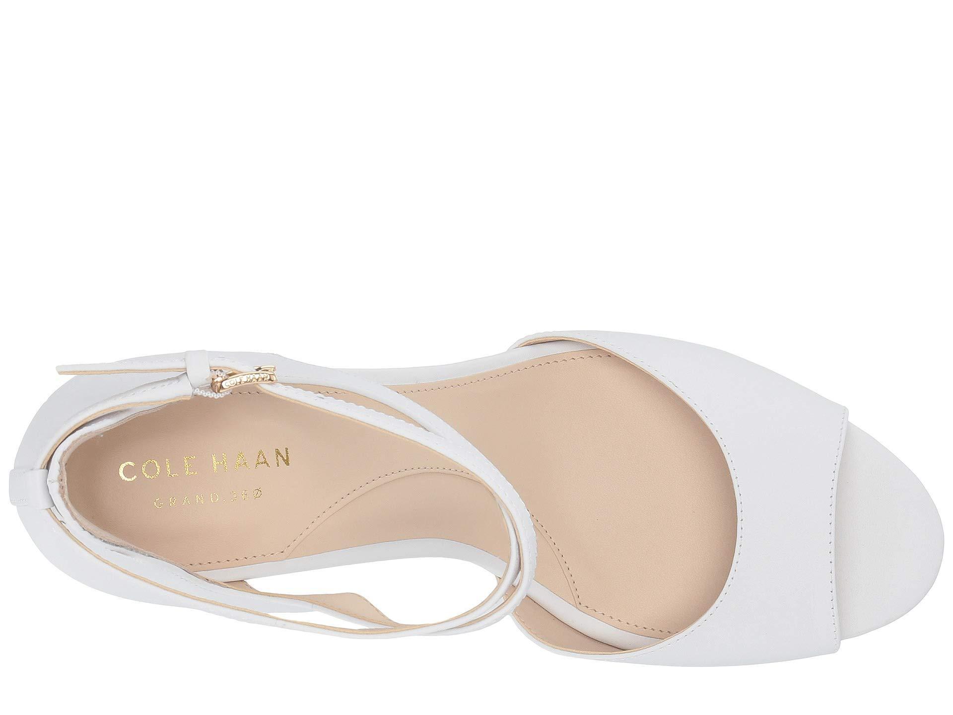53ca97fd058 ... Mm Sadie Grand Open Toe Wedge Sandal (black Leather). View fullscreen