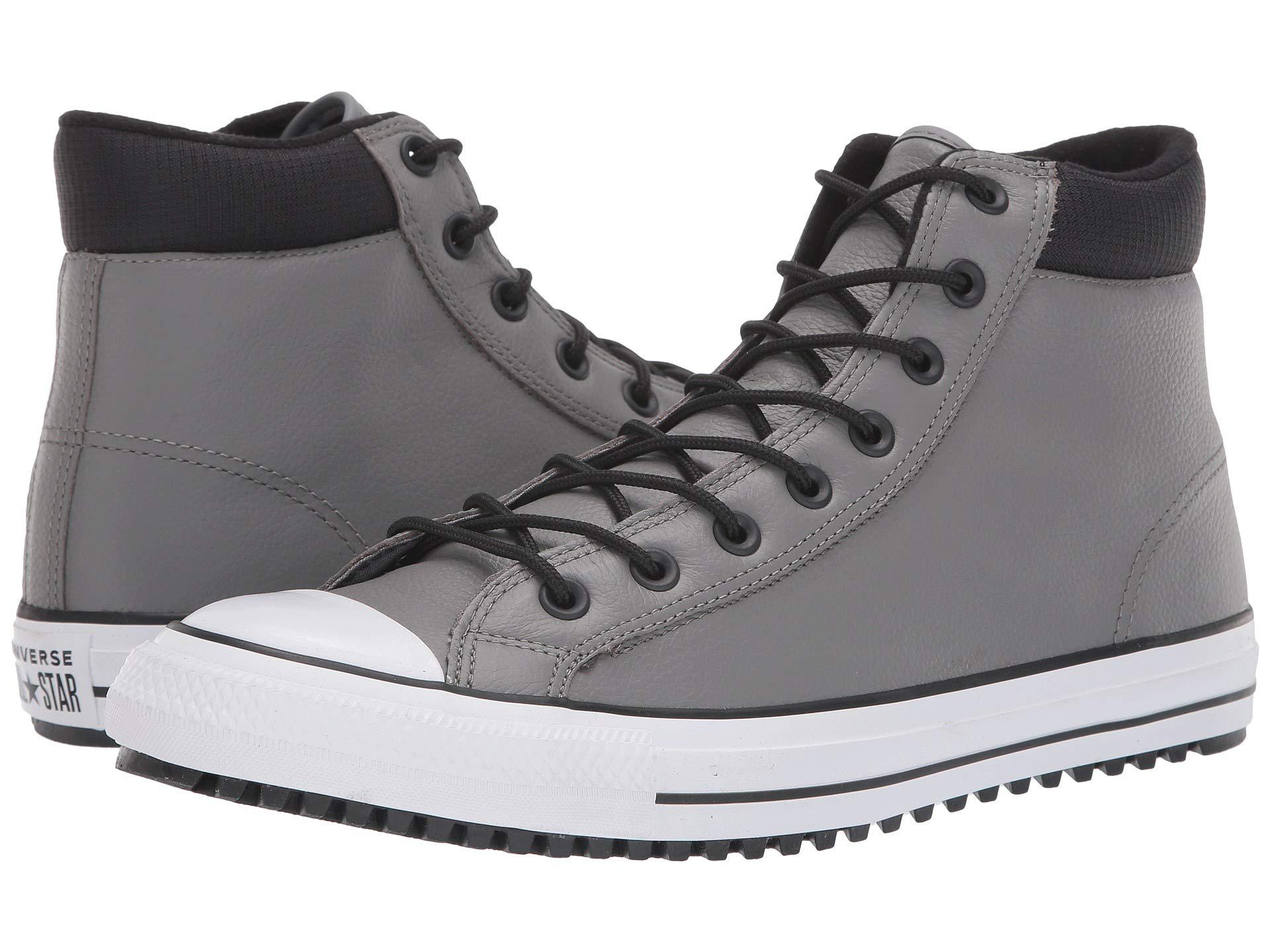 566cefa89c71 Lyst - Converse Chuck Taylor All Star Padded Collar Boot - Hi (mason ...
