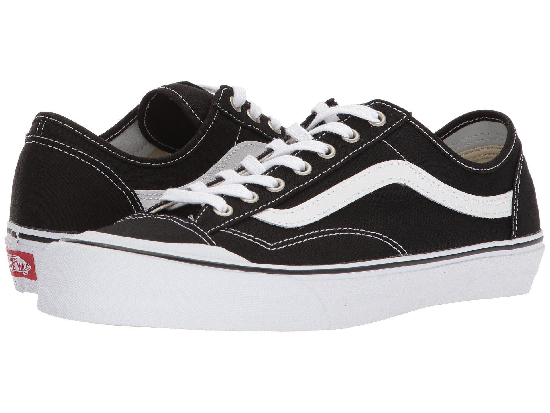 f549111b62 Lyst - Vans Style 36 Decon Sf (black white) Men s Skate Shoes in ...