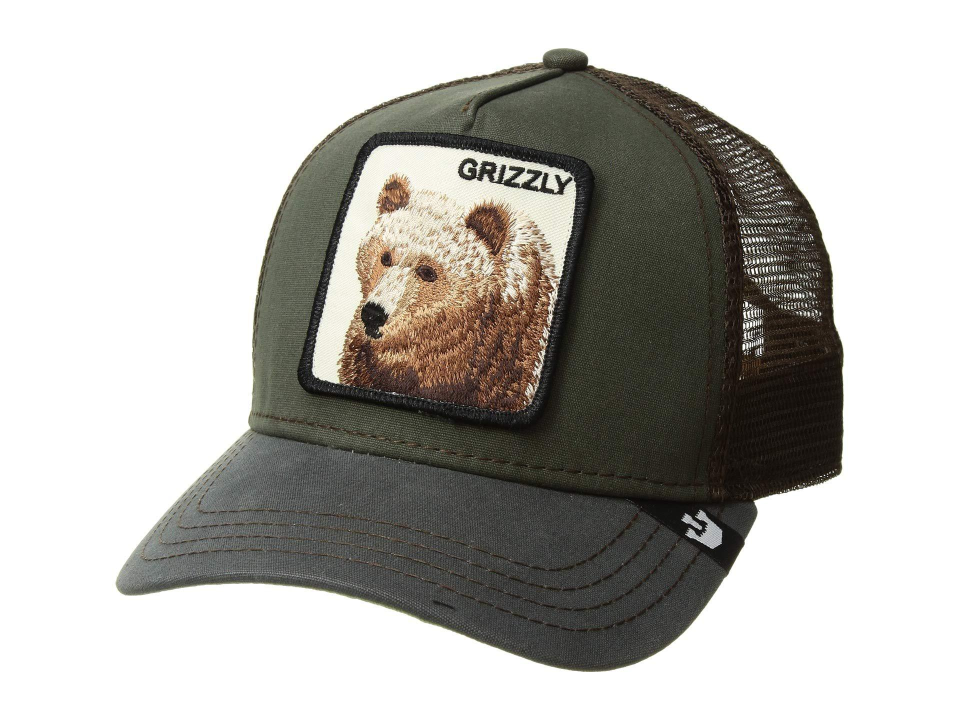 Lyst - Goorin Bros Animal Farm Snap Back Trucker Hat (olive Donkey ... 2374245ed191
