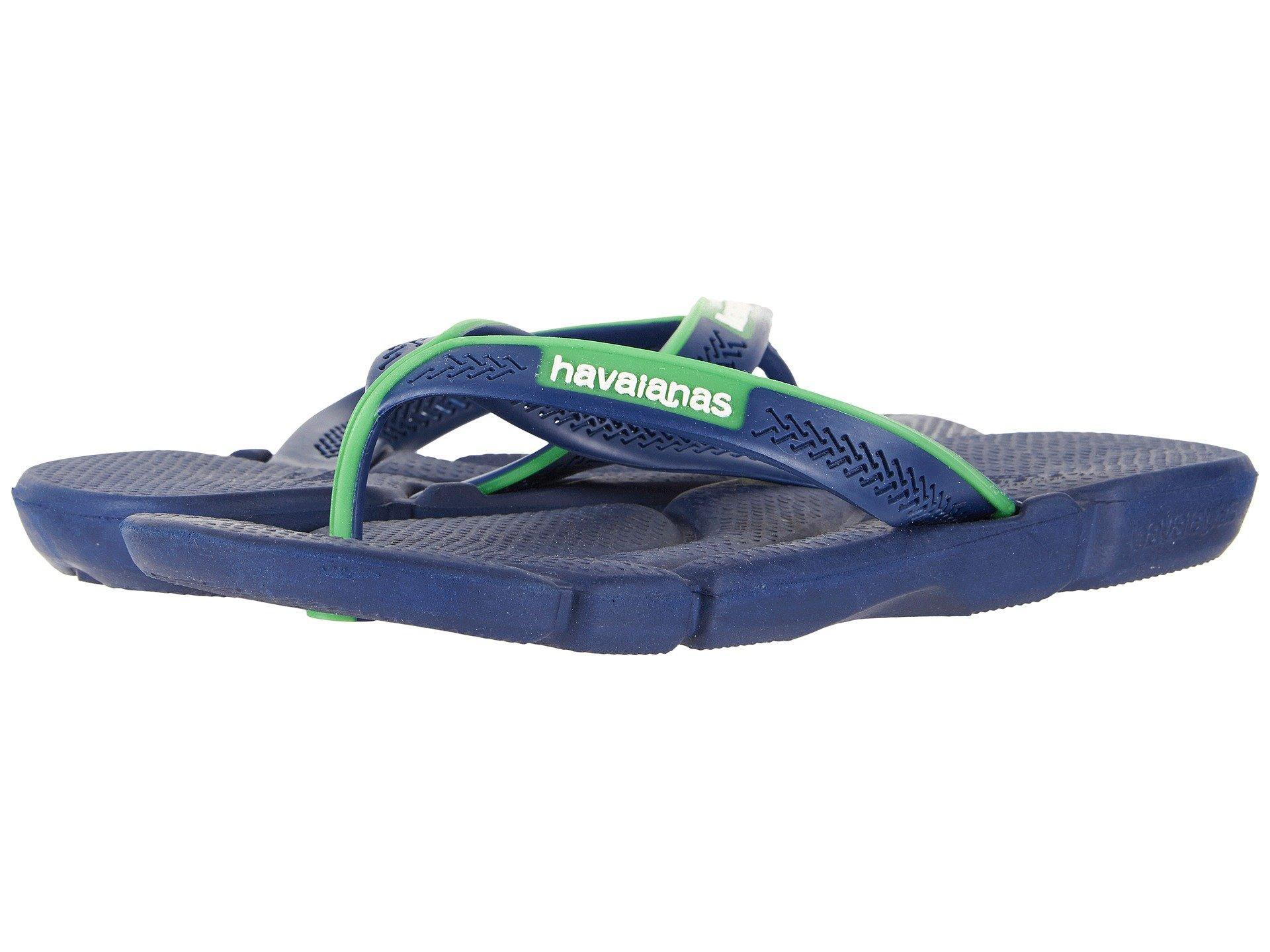 60964e31f Havaianas - Power Flip Flops (marine Blue) Men s Sandals for Men - Lyst.  View fullscreen
