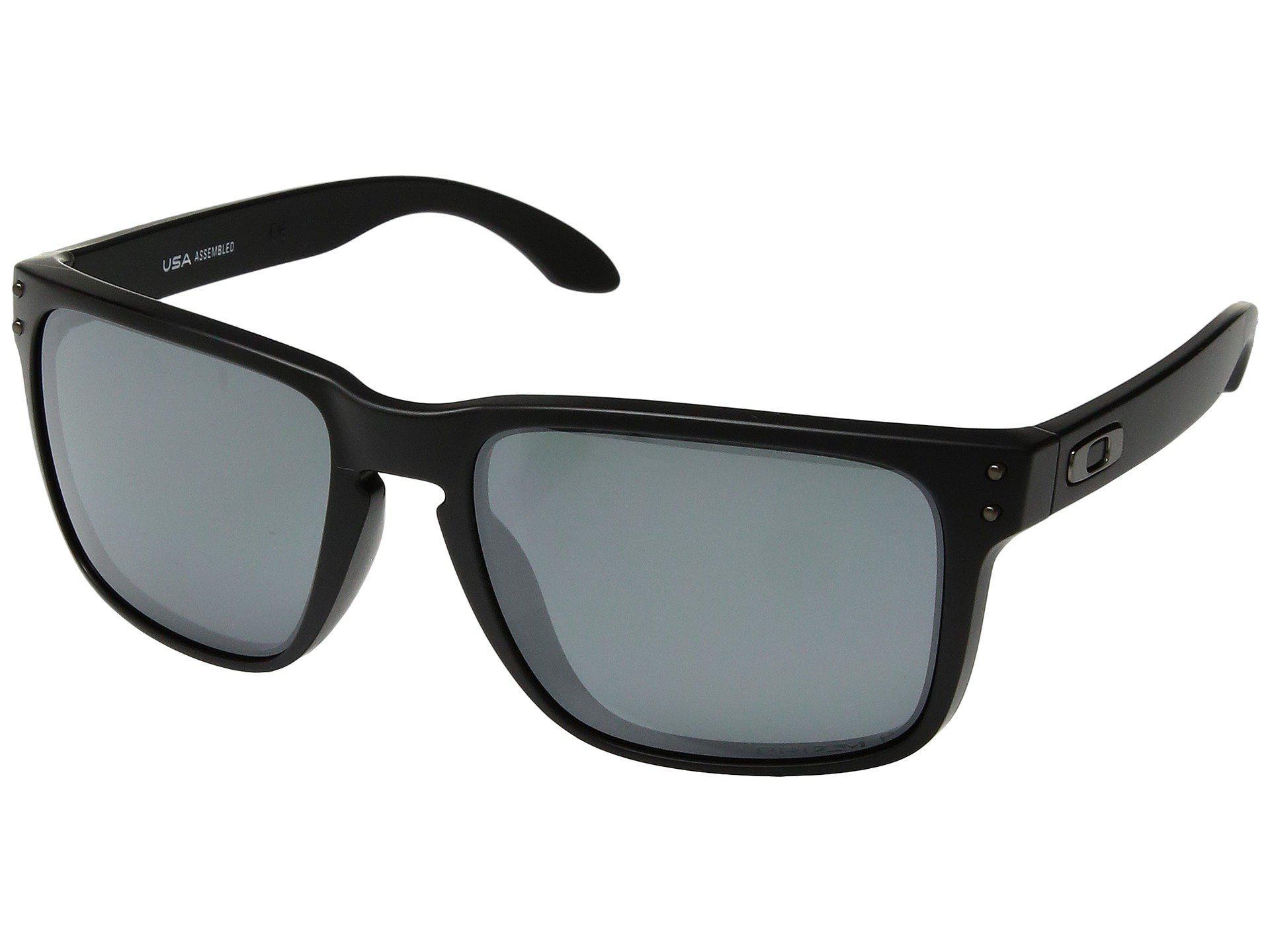 c48aff26e21 Oakley. Men s Holbrook Xl (matte Black W  Prizm Black Polarized) Athletic  Performance Sport Sunglasses