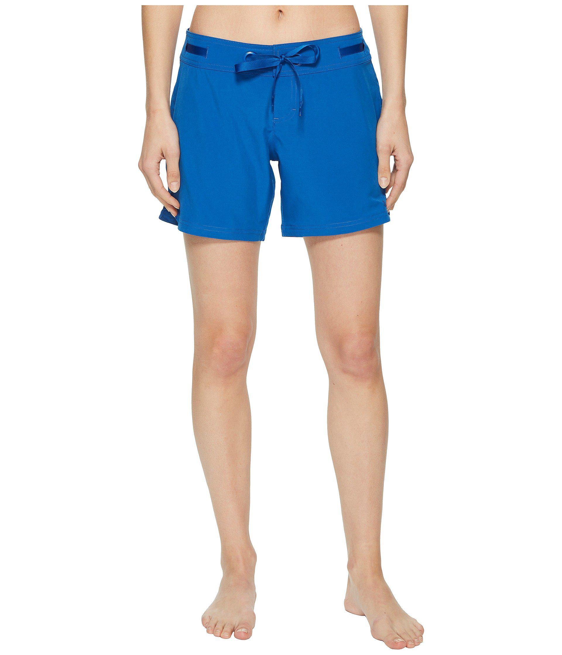 4578917db0 Lyst - Prana Silvana Boardshort (cargo Green) Women's Swimwear in ...
