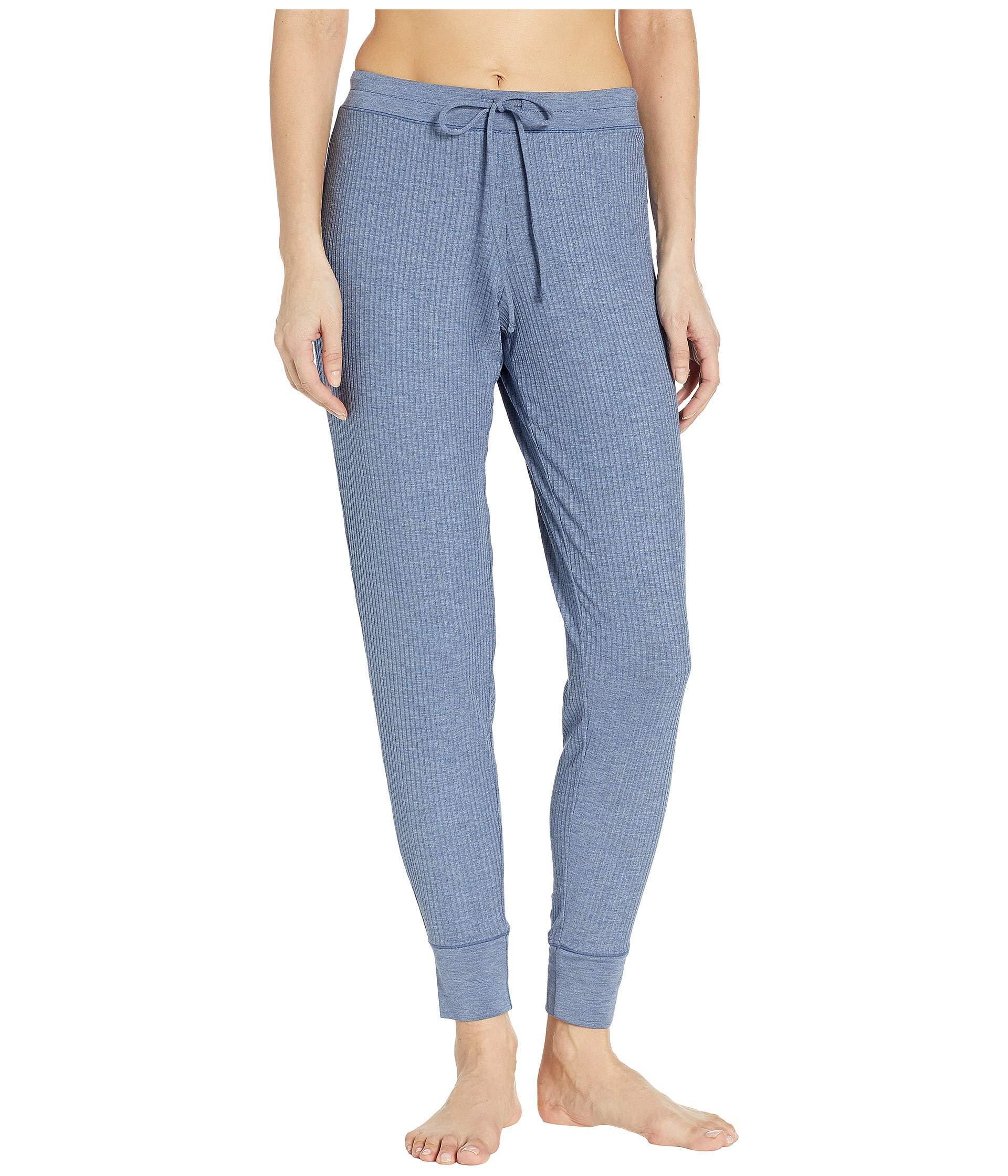 a8fa6e0255 Lyst - Felina Elements Jogger (heather Grey) Women's Pajama in Blue