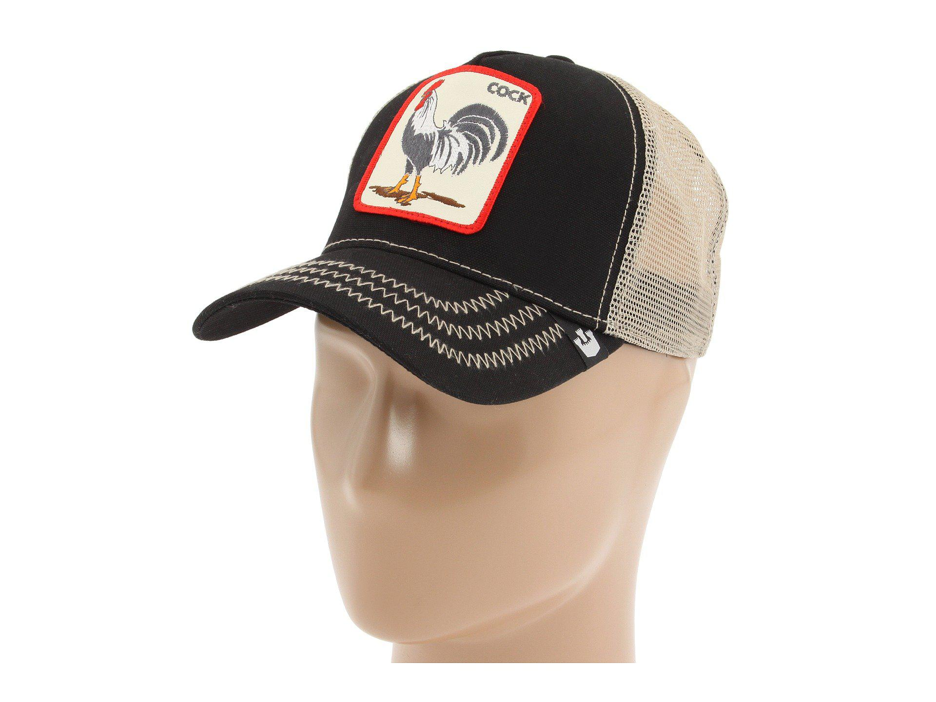 Lyst - Goorin Bros Animal Farm Snap Back Trucker Hat (brown Beaver ... 4c15defec2e2
