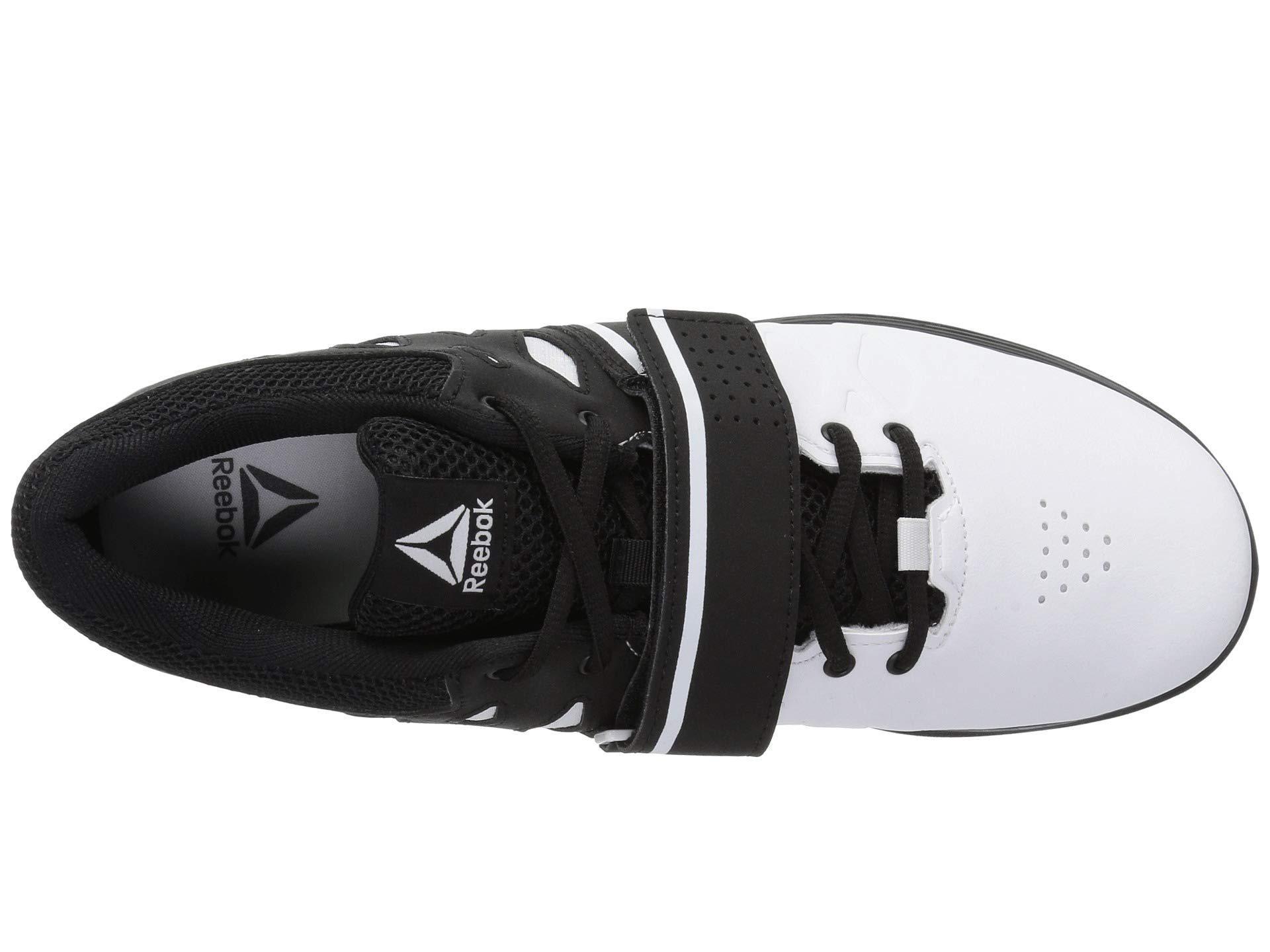 31a980d93ba31e Reebok - Lifter Pr (white black) Men s Cross Training Shoes for Men -. View  fullscreen