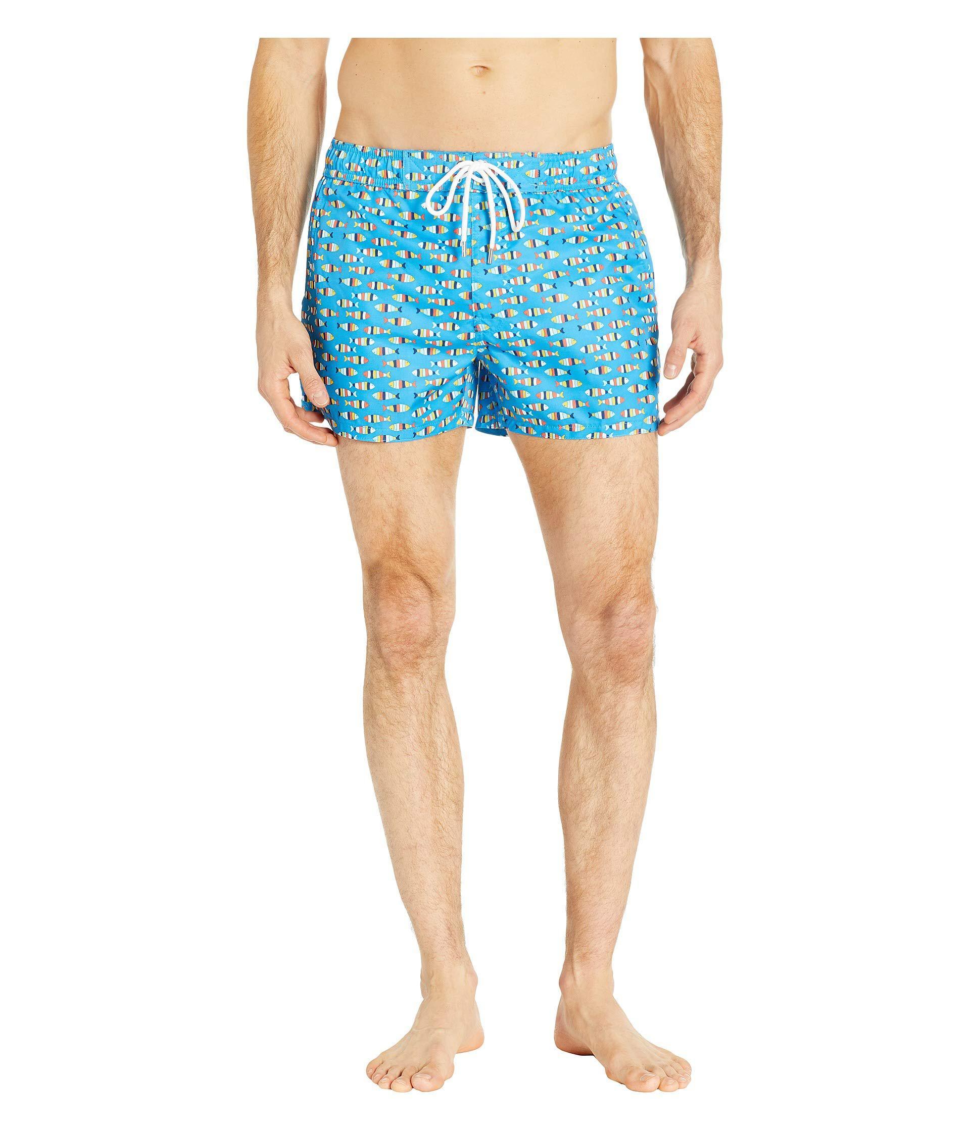 db8d041bb9 Lyst - 2xist 2(x)ist Fashion Woven Ibiza Swim Shorts (multi Striped ...