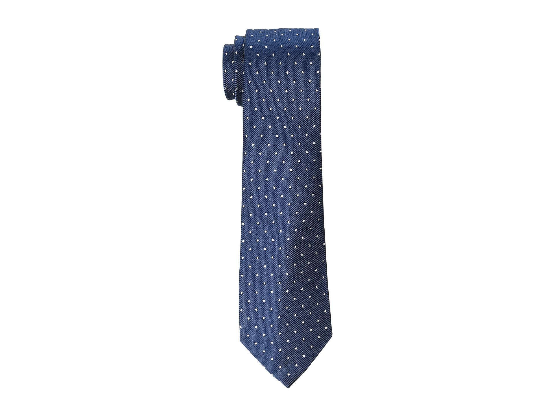 c186ad407f9ee Lyst - Lauren by Ralph Lauren Pin Dot Tie (red) Ties in Blue for Men