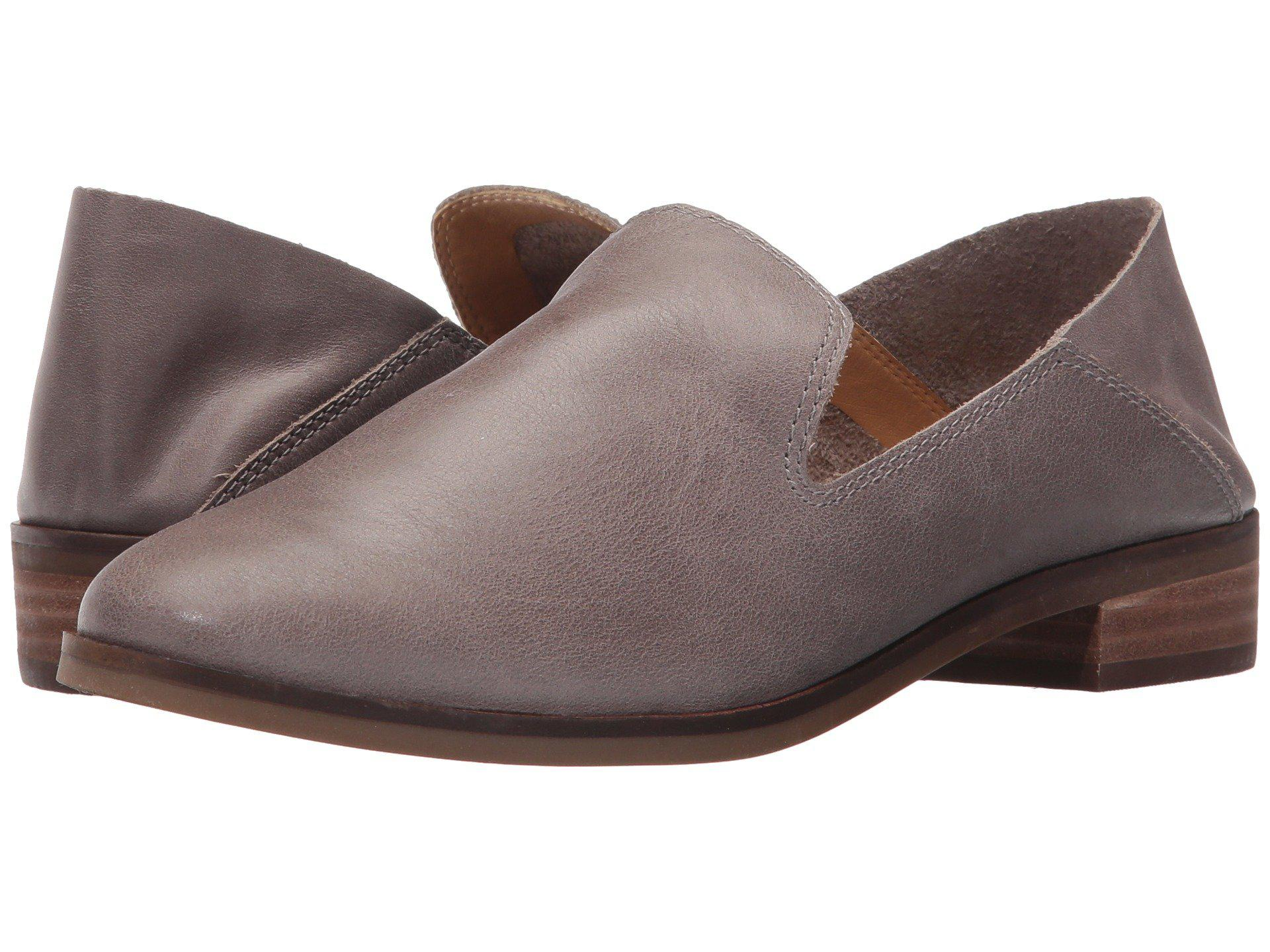 220ccfb3393 Lyst - Lucky Brand Cahill Loafer Flat in Brown - Save ...