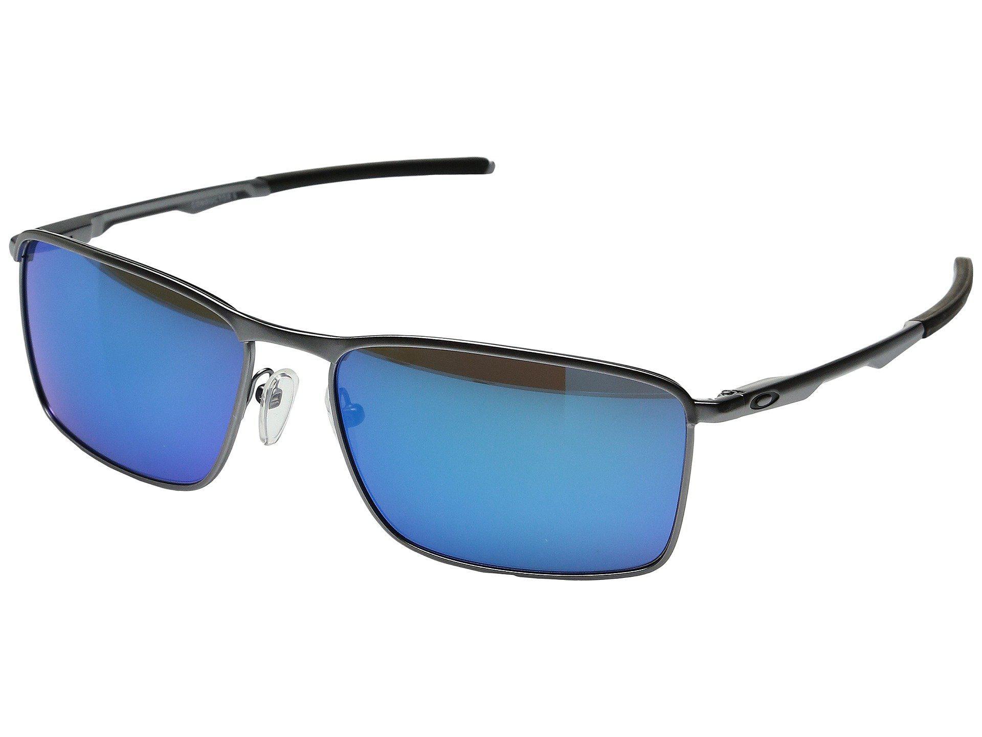 0eaa4206c6 Lyst - Oakley Conductor 6 (lead sapphire Iridium) Sport Sunglasses ...