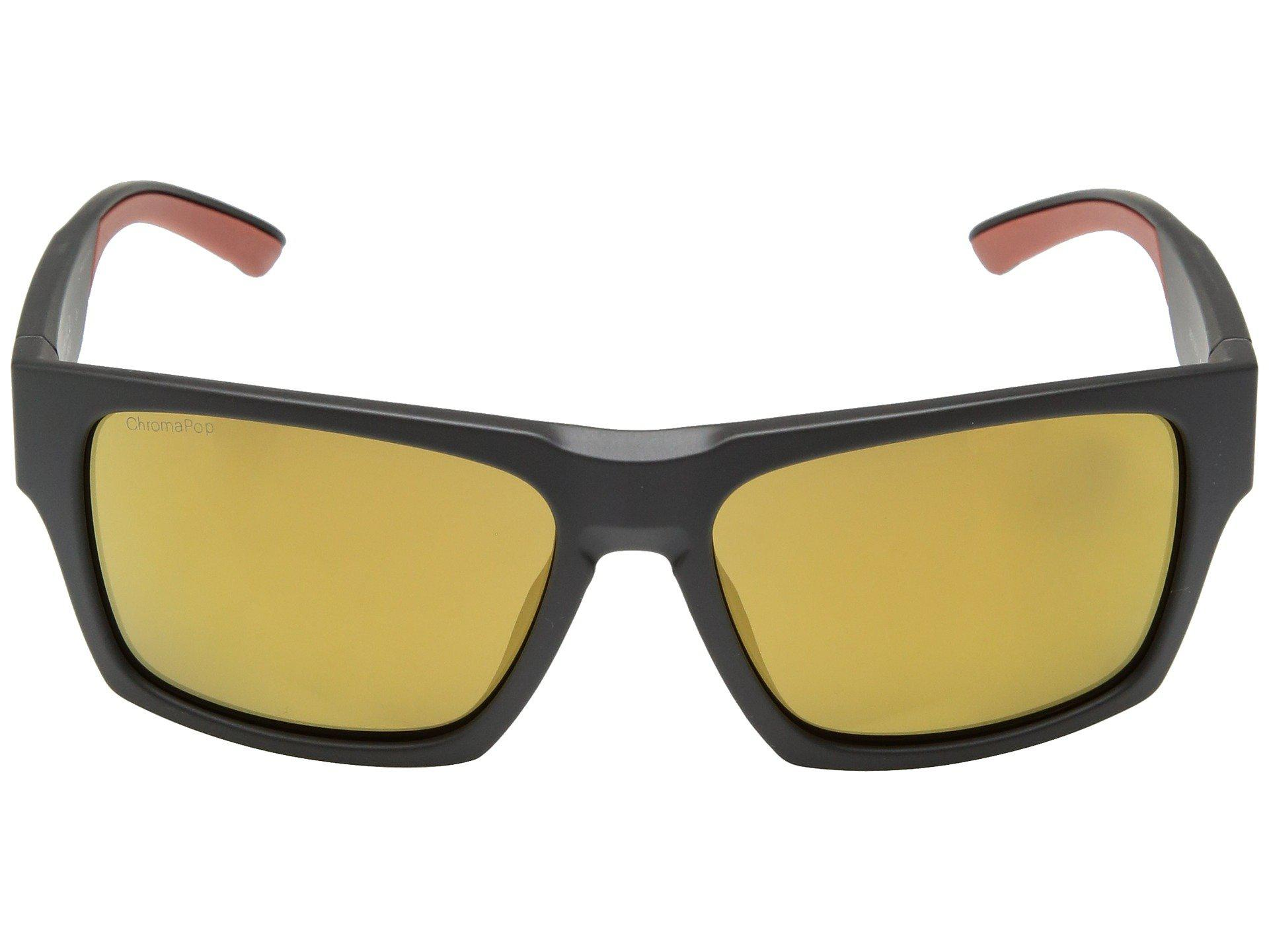 489819d7ed Smith Optics - Multicolor Outlier 2 (matte Gravy bronze Mirror Chromapoptm  Lens) Athletic. View fullscreen