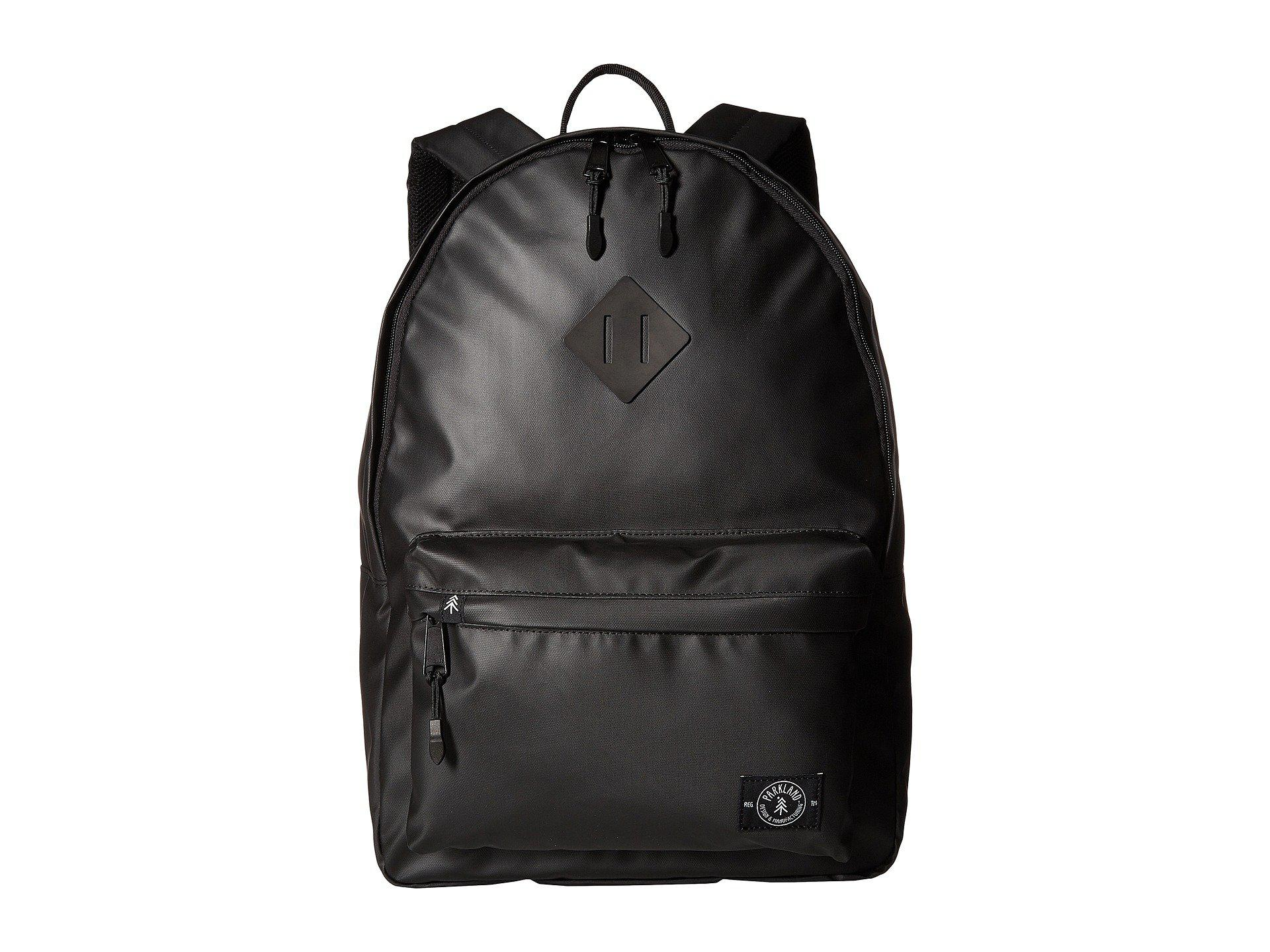 4680c06107 Lyst - Parkland The Meadow (viper Black) Backpack Bags in Black