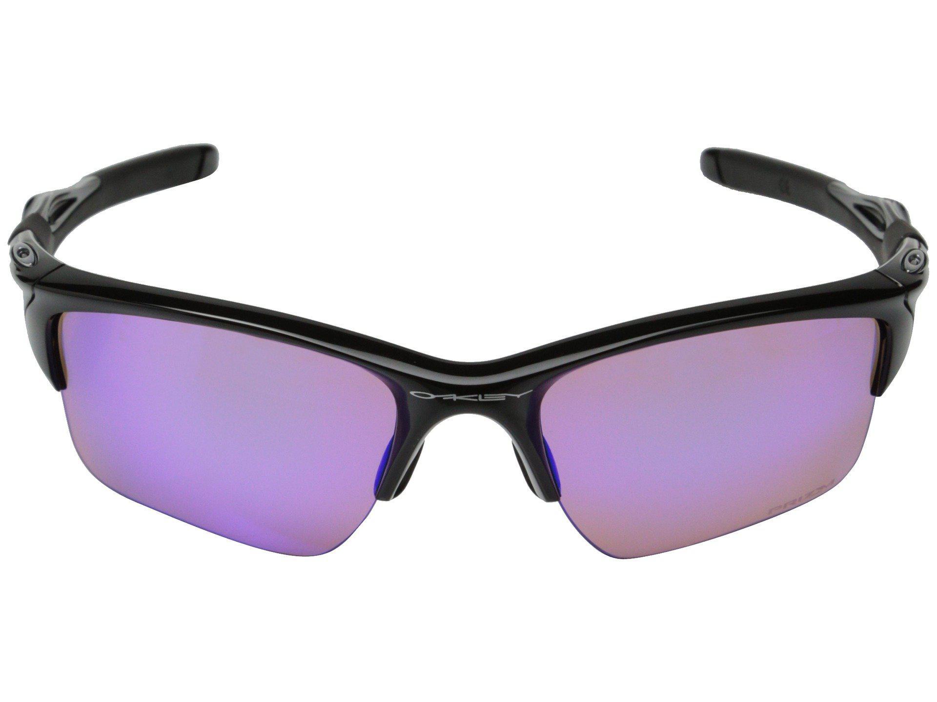7d3102425a4 Oakley - Half Jacket 2.0 (polished Black prizm Golf) Sport Sunglasses for  Men. View fullscreen