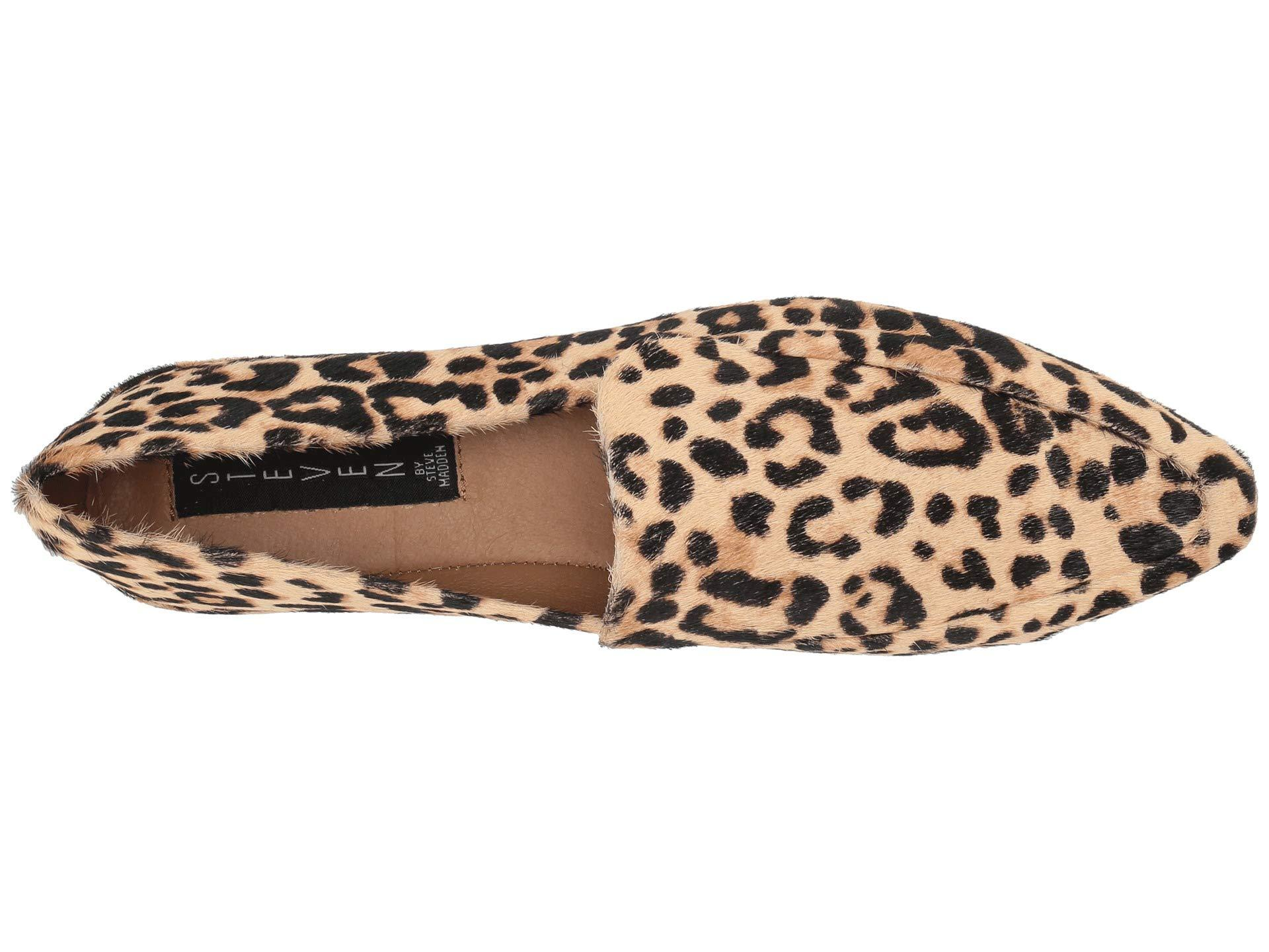 f9ed6d866a7 Steven by Steve Madden - Brown Haylie-l Flat (leopard) Women s Shoes -.  View fullscreen