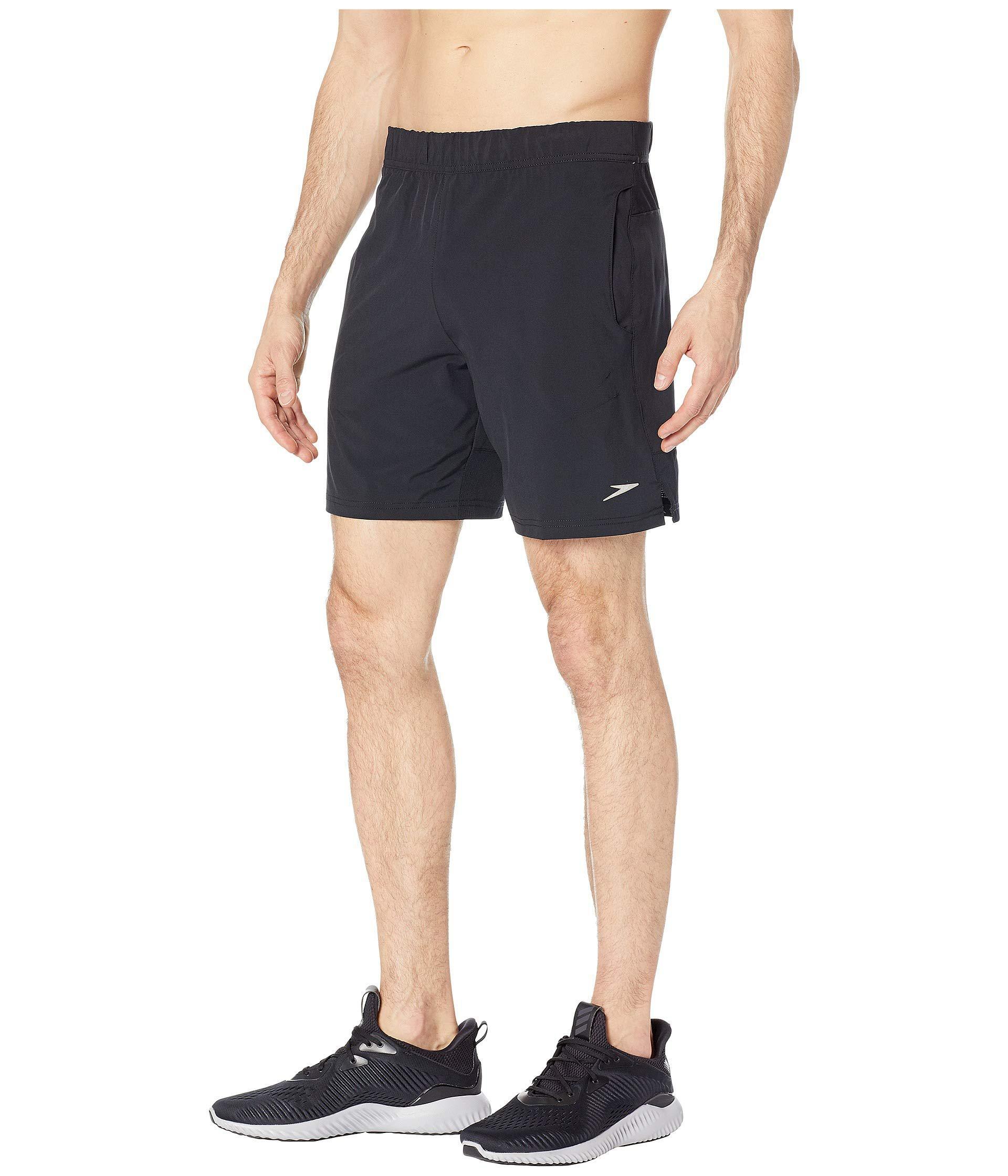 27a3a66ffe Lyst - Speedo 7.5/18 Tech Shorts ( Black) Men's Swimwear in Black for Men