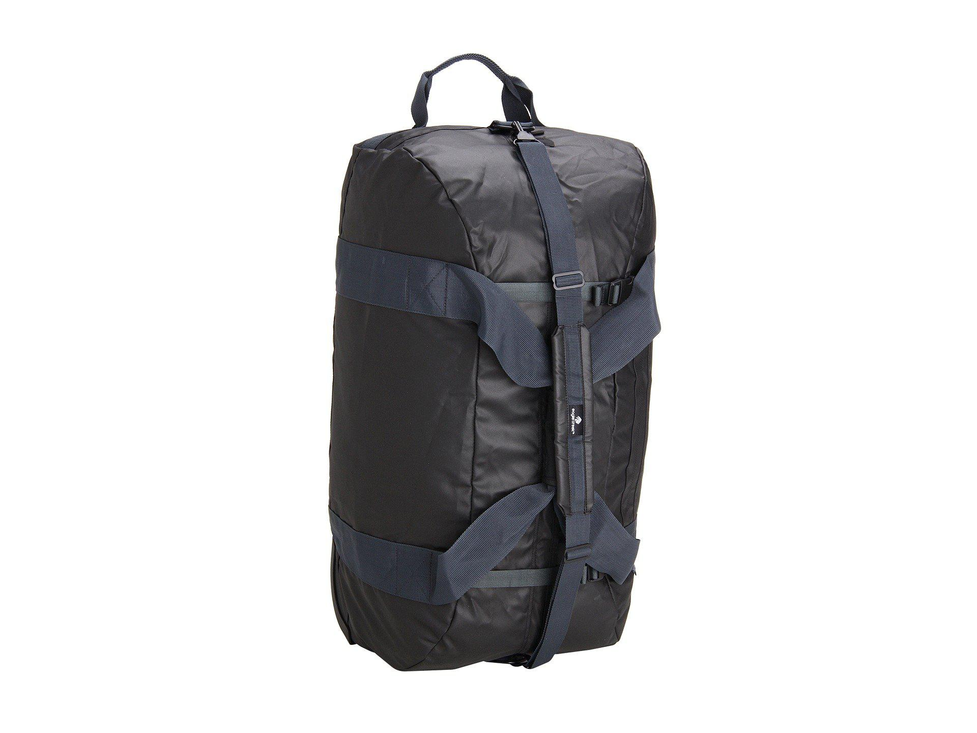 Lyst - Eagle Creek No Matter What Flashpoint Rolling Duffel L (black ... f38e9dcd7dea2