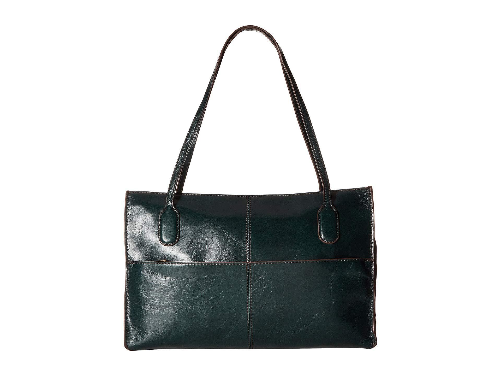 5a8b1fe44ec2 Lyst - Hobo Friar (mink) Shoulder Handbags in Black