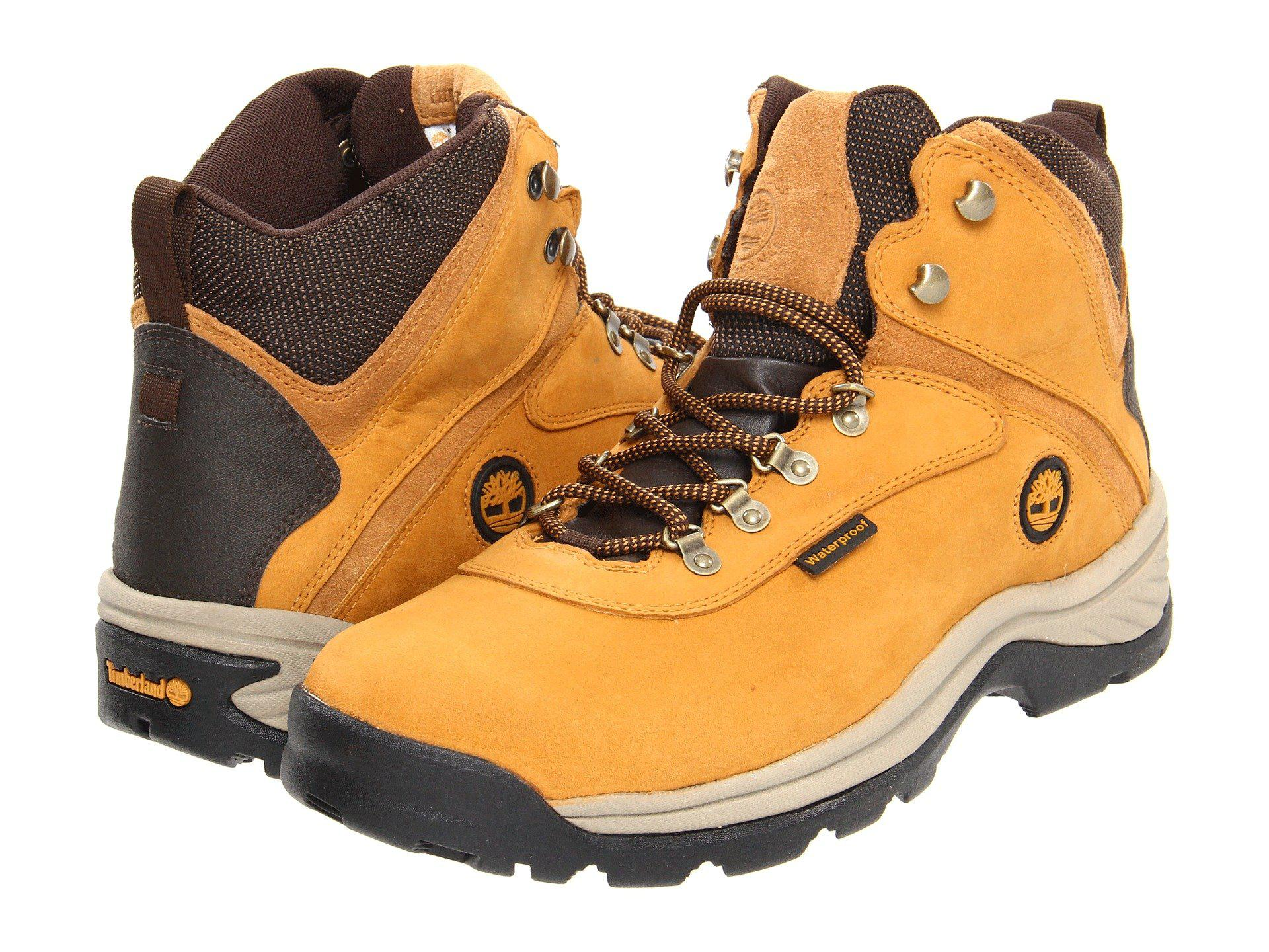 e2b7377dbd Timberland. Natural White Ledge Mid Waterproof (brown) Men s Hiking Boots
