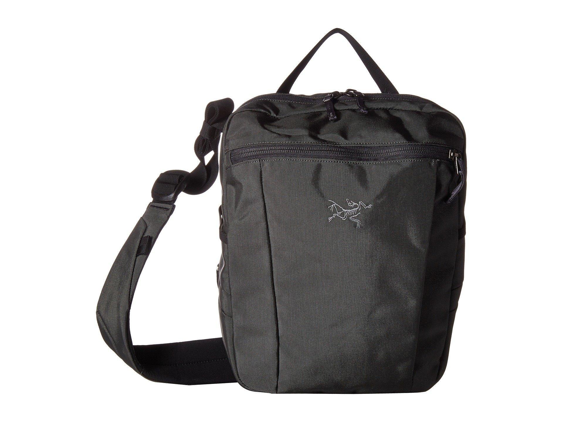 71aa652680a3 Arc teryx. Men s Black Slingblade 4 Shoulder Bag (pilot) Shoulder Handbags