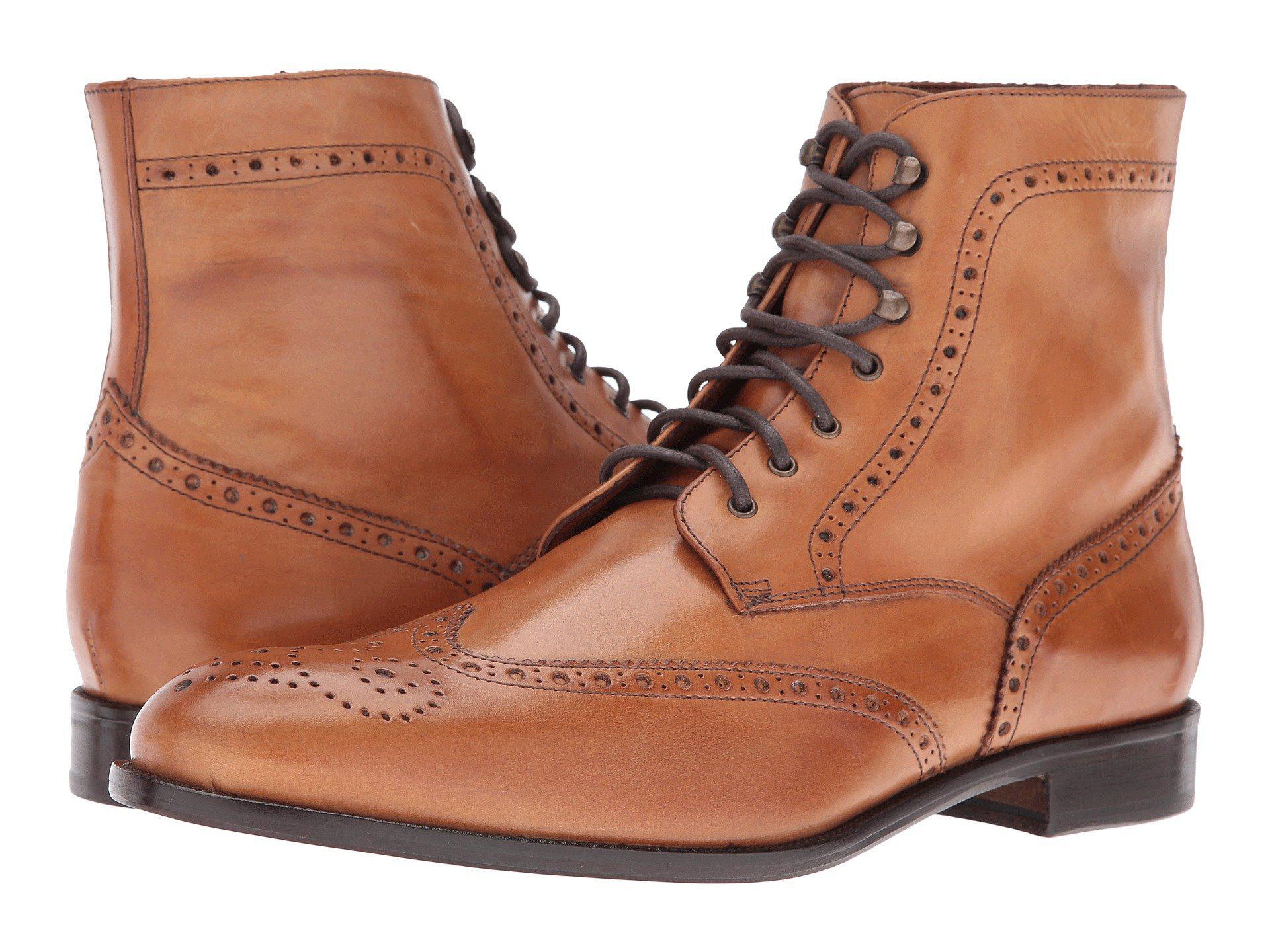Massimo Matteo7-Eye Wing Boot gd97Y2kOl