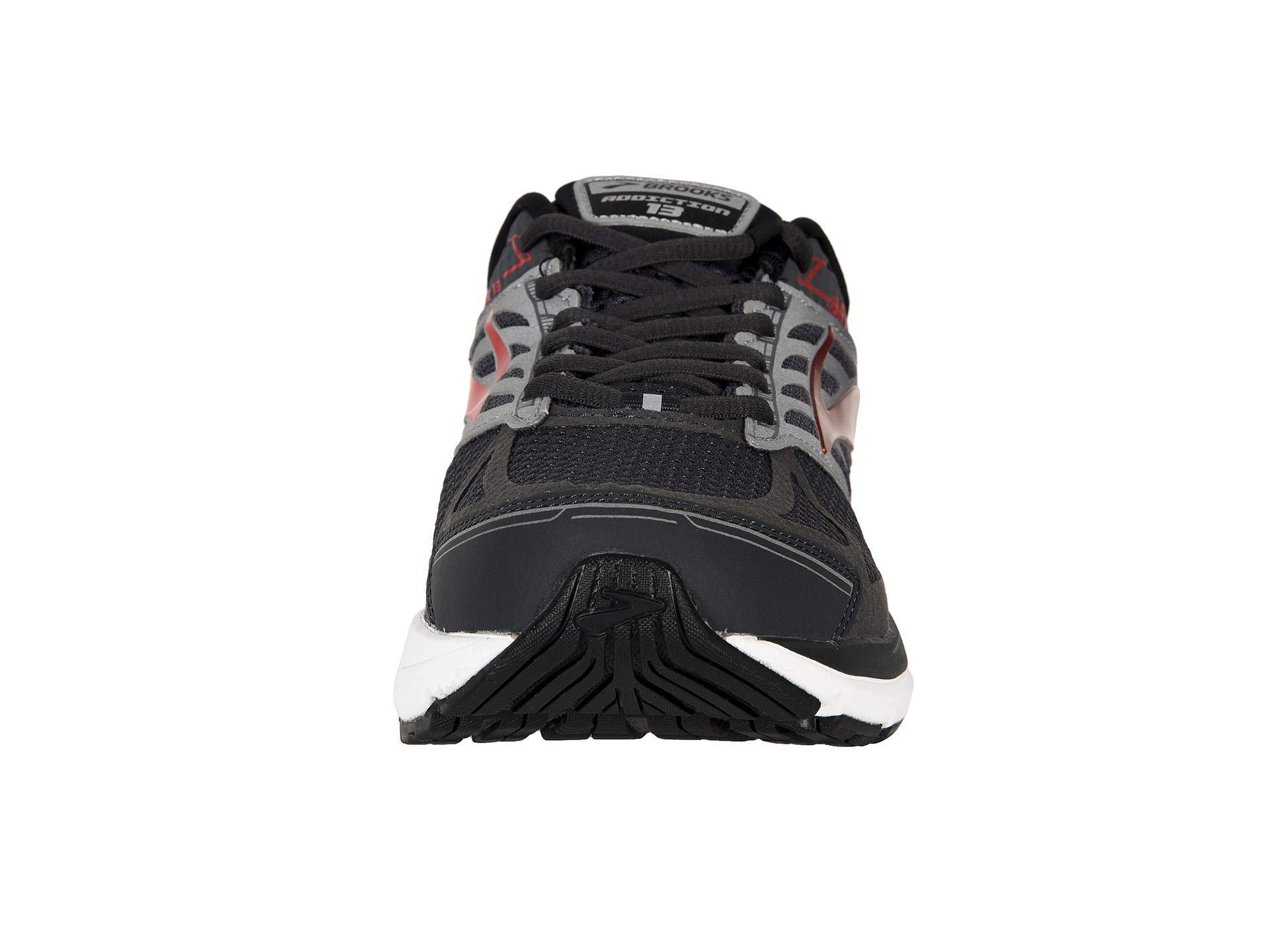 3fd67e95a62 Brooks - Addiction 13 (black ebony metallic Gold) Men s Running Shoes for.  View fullscreen