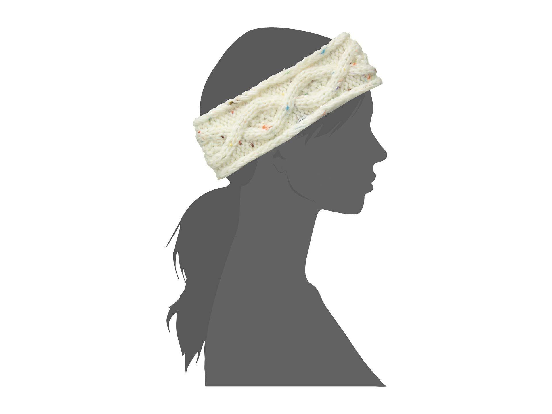 fecd956f578 Lyst - Burton Chloe Headband (stout White 2) Headband