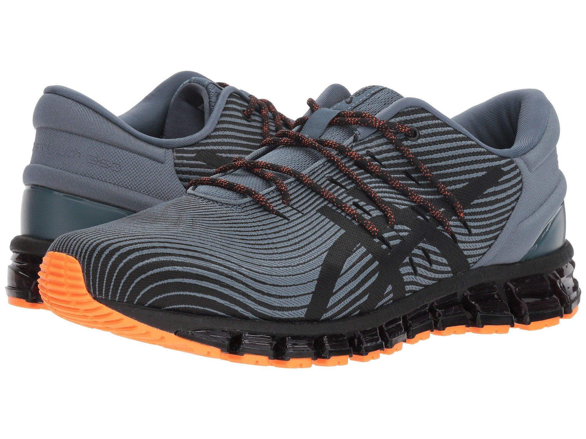 555ae97519ea Lyst - Asics Gel-quantum 360 4 (black dark Grey) Men s Running Shoes ...