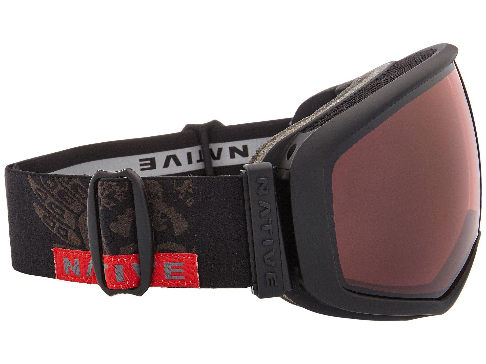 4b50e41936 Lyst - Native Eyewear Tank-7 (aluminum pink blue Reflex) Snow ...