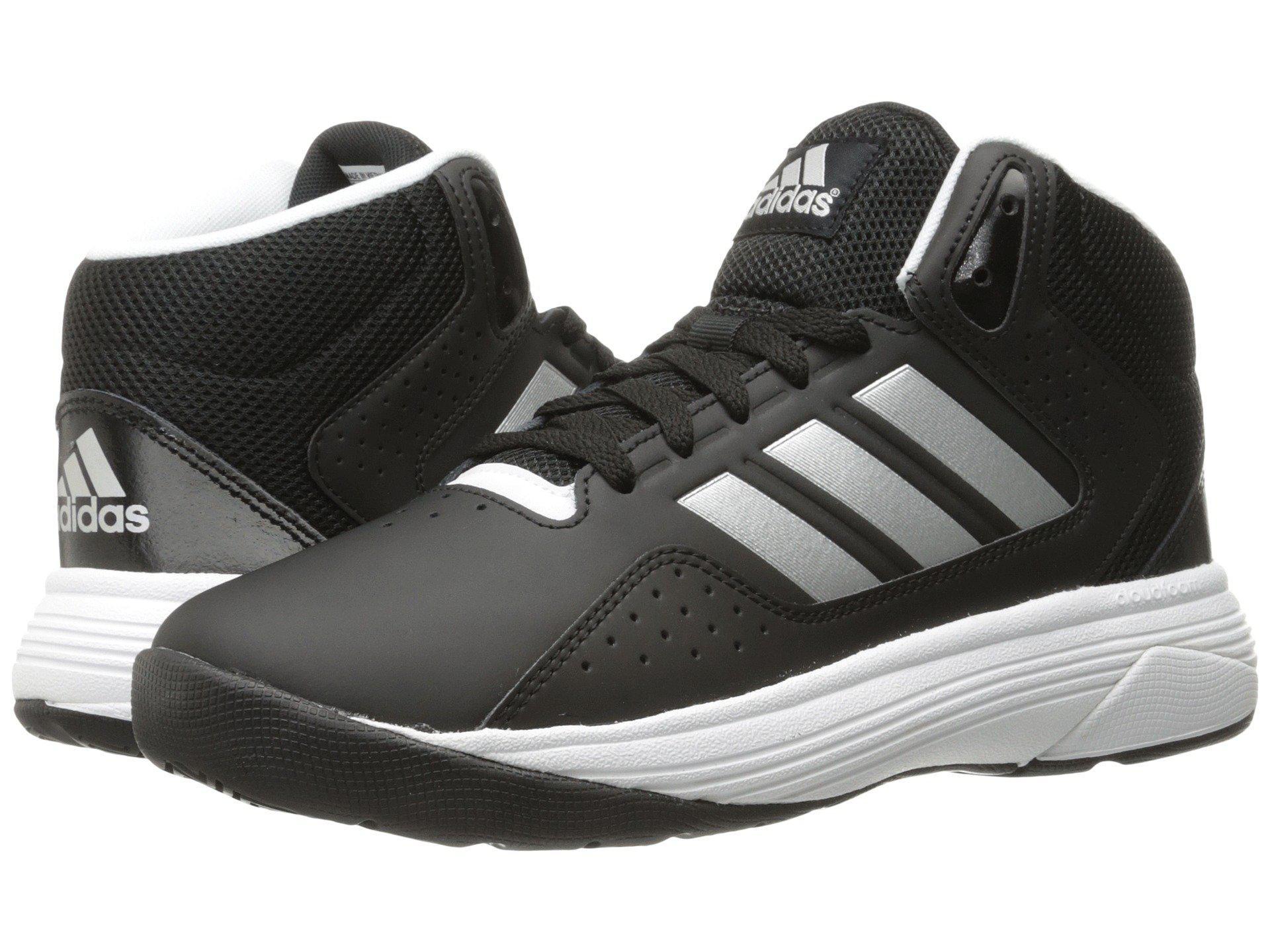 7ca630449ead Lyst - adidas Cloudfoam Ilation Mid (core Black matte Silver white ...