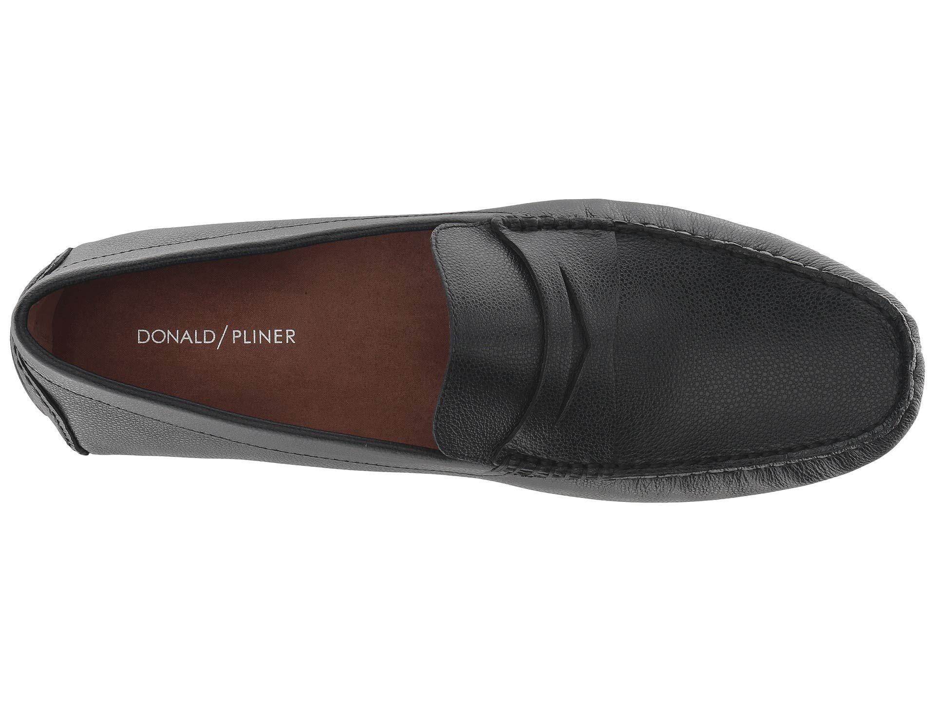 f3d04854fea Lyst - Donald J Pliner Vinco (navy) Men s Slip On Shoes in Blue for Men