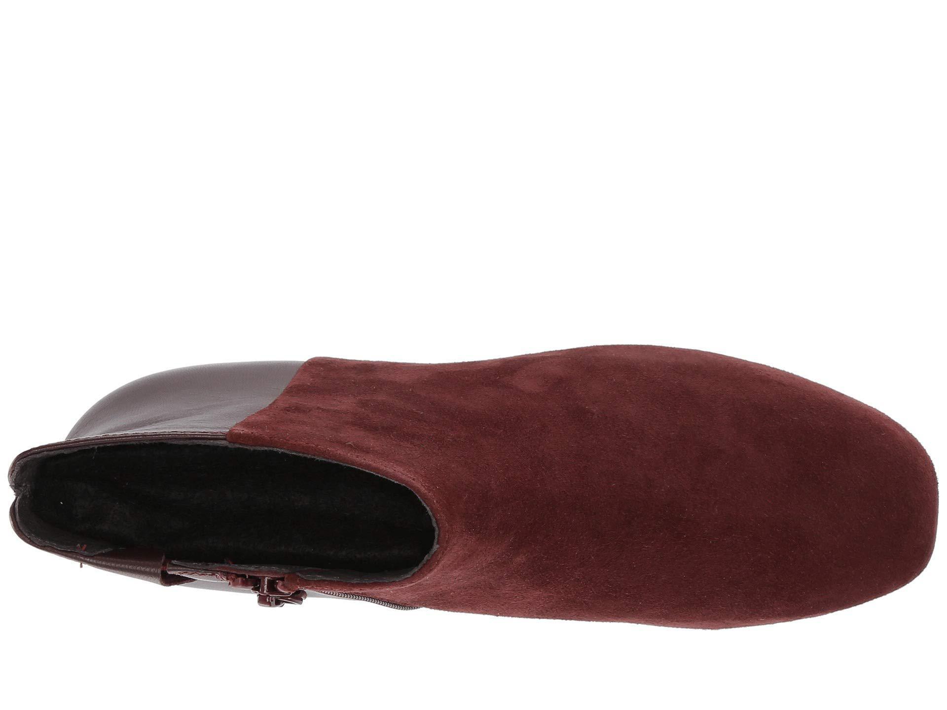 85c37b45e3c5b2 K400314 Serena Camper Shoes Women s burgundy Lyst 4YRvxwax ...